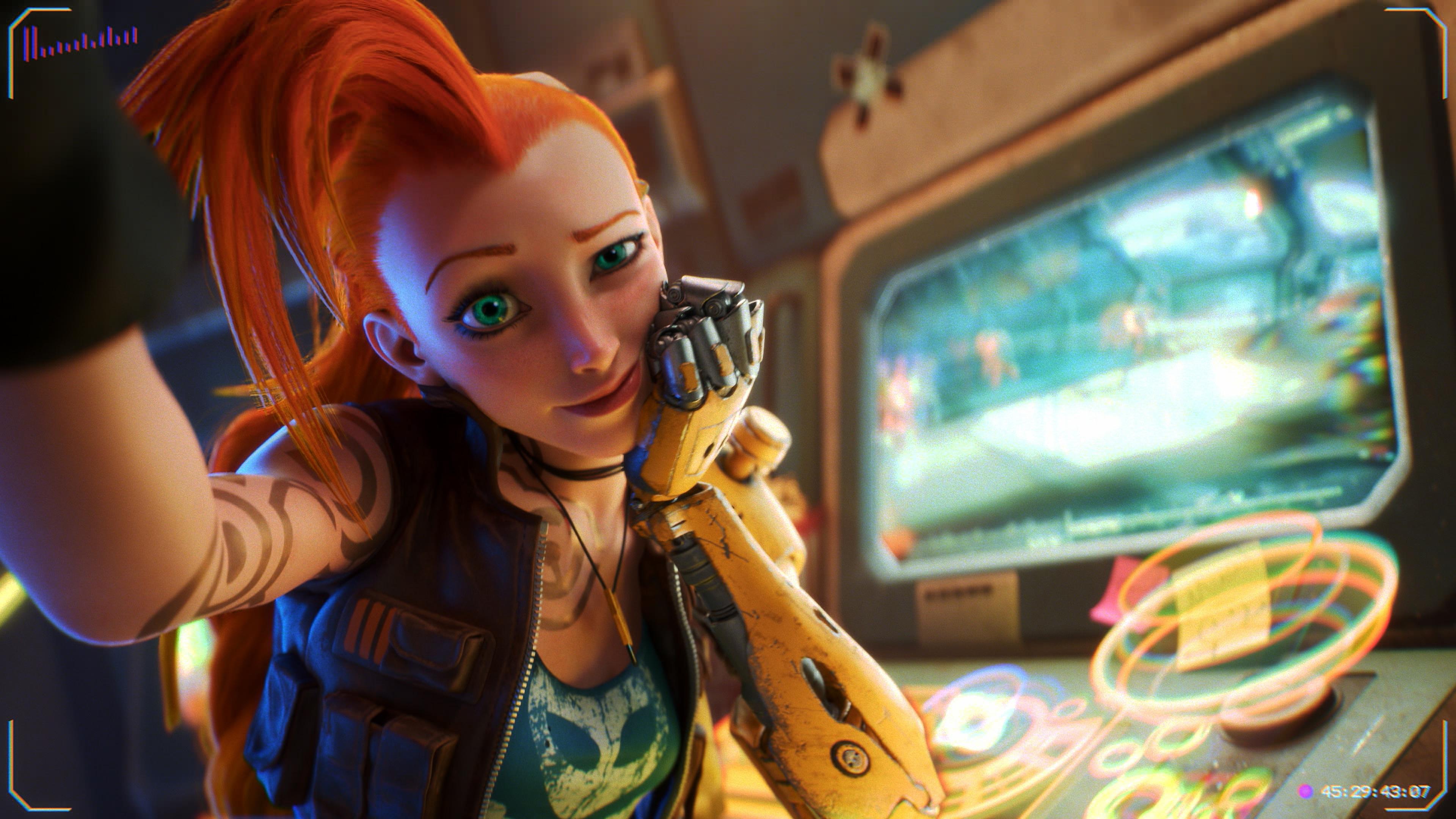Jinx League Of Legends 4k, HD Games, 4k Wallpapers, Images
