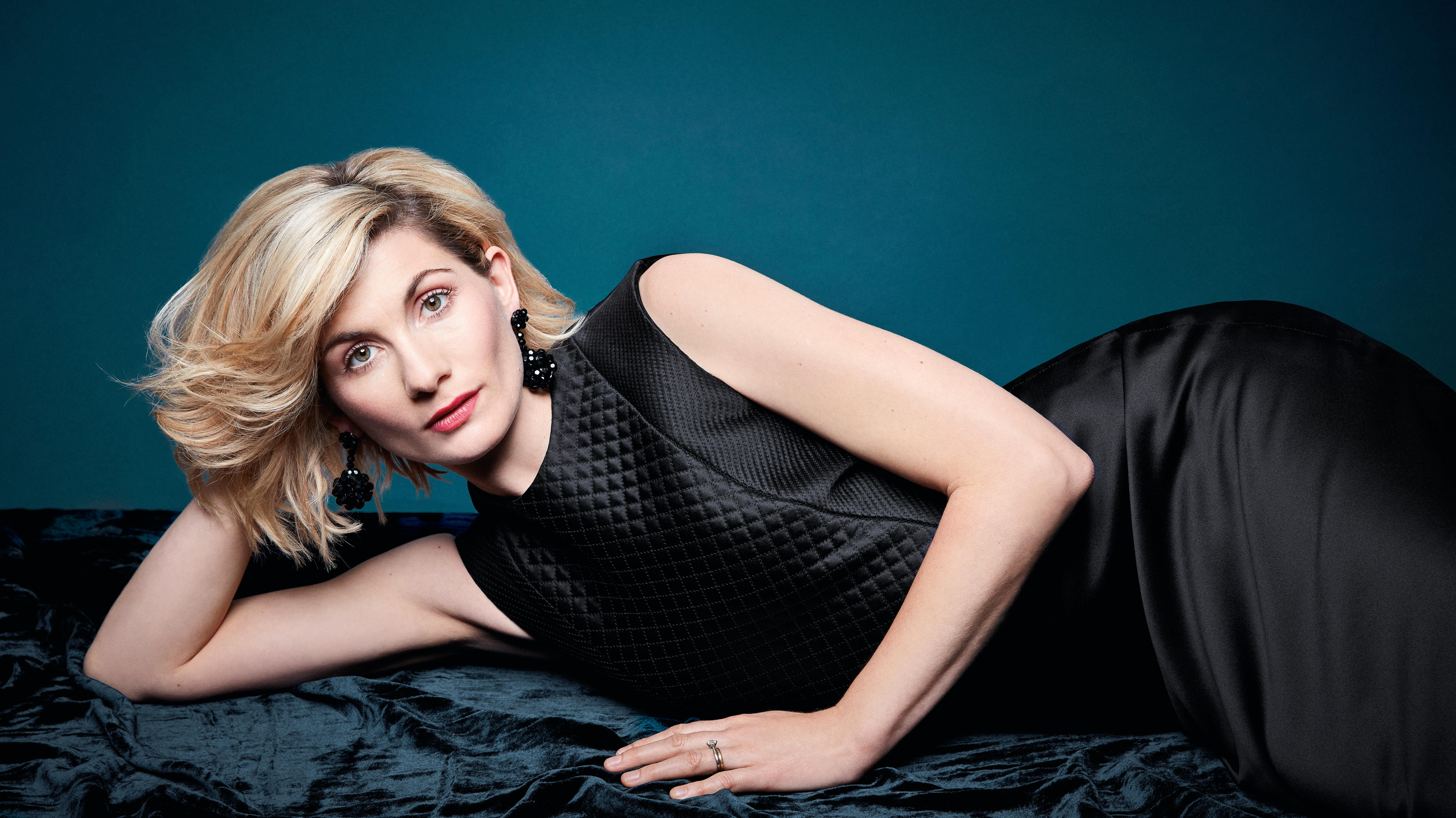 1920X1080 Jodie Whittaker 2018 5K Laptop Full Hd 1080P Hd 4K Wallpapers, Images -2776