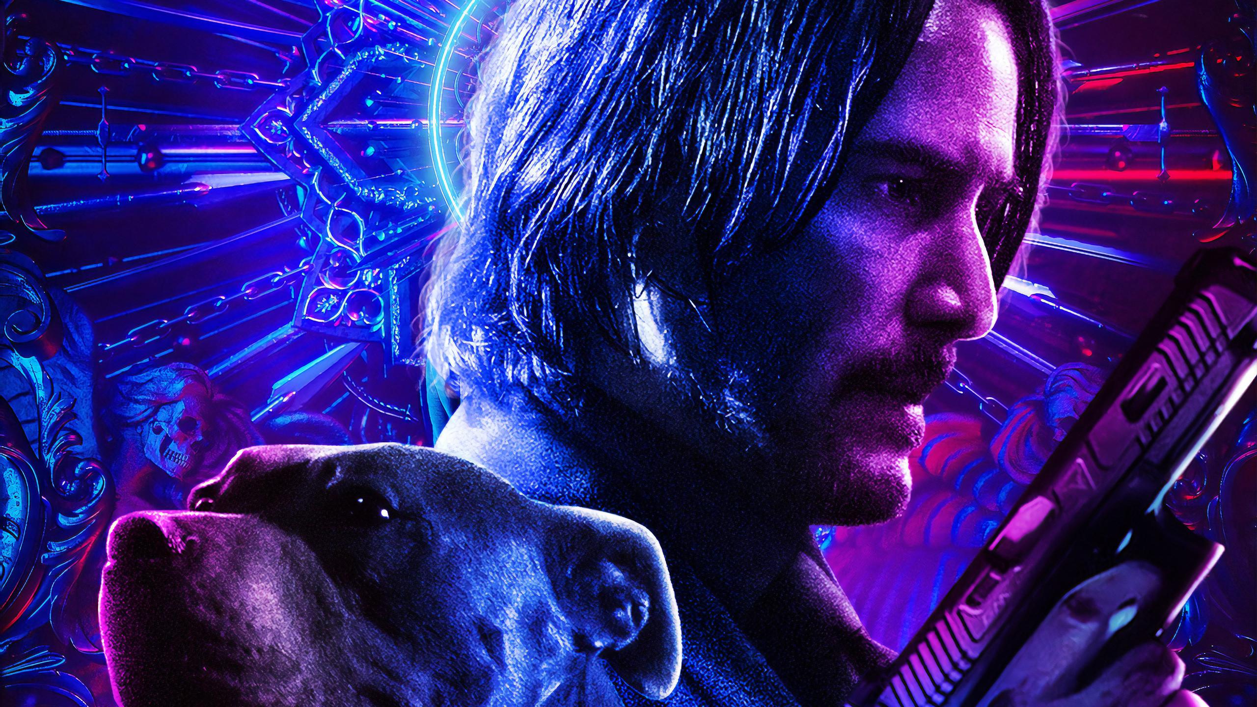 John Wick Chapter 3 Parabellum 2019, HD Movies, 4k ...