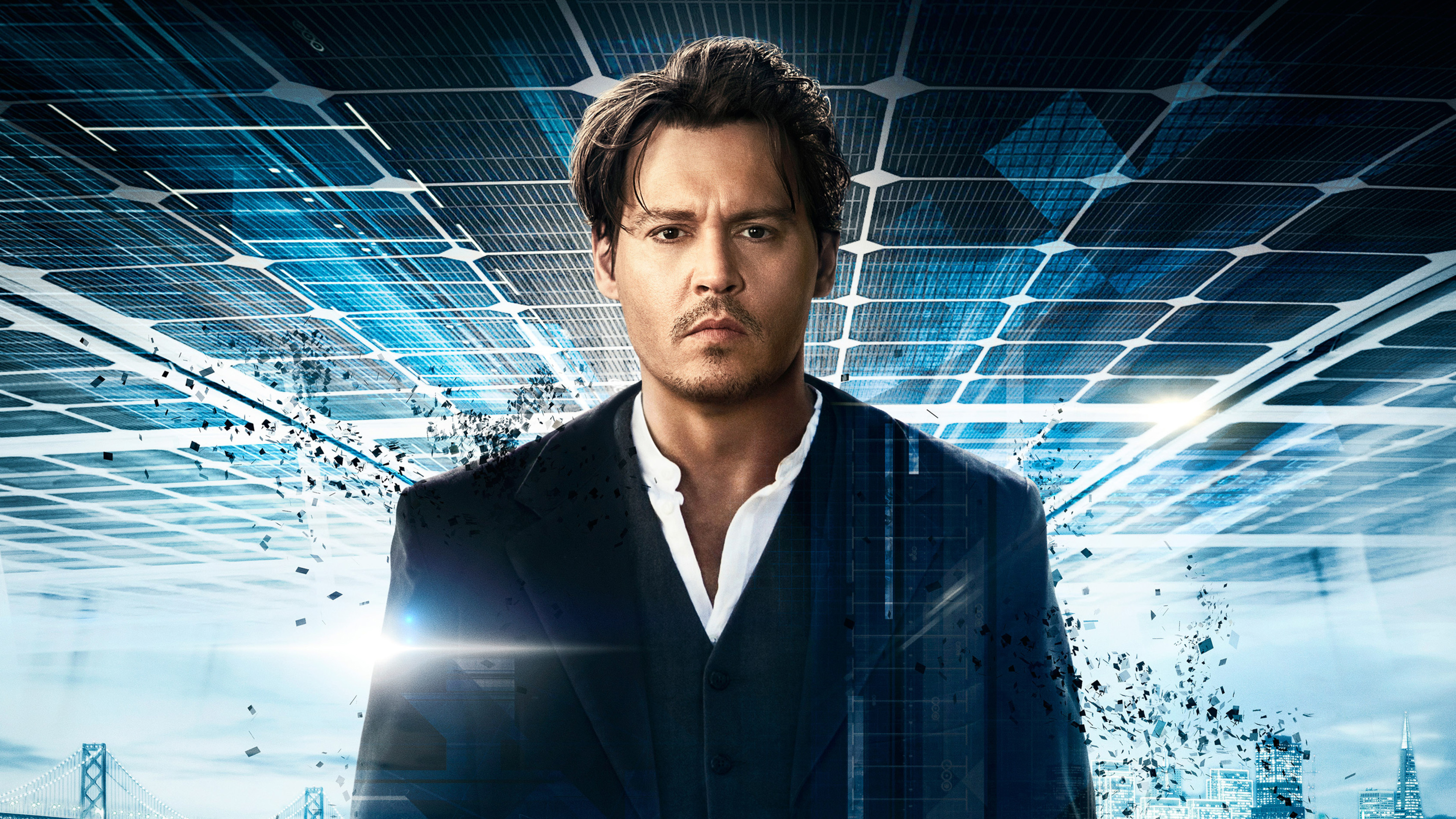 Johnny Depp In Transcendence, HD Movies, 4k Wallpapers ...