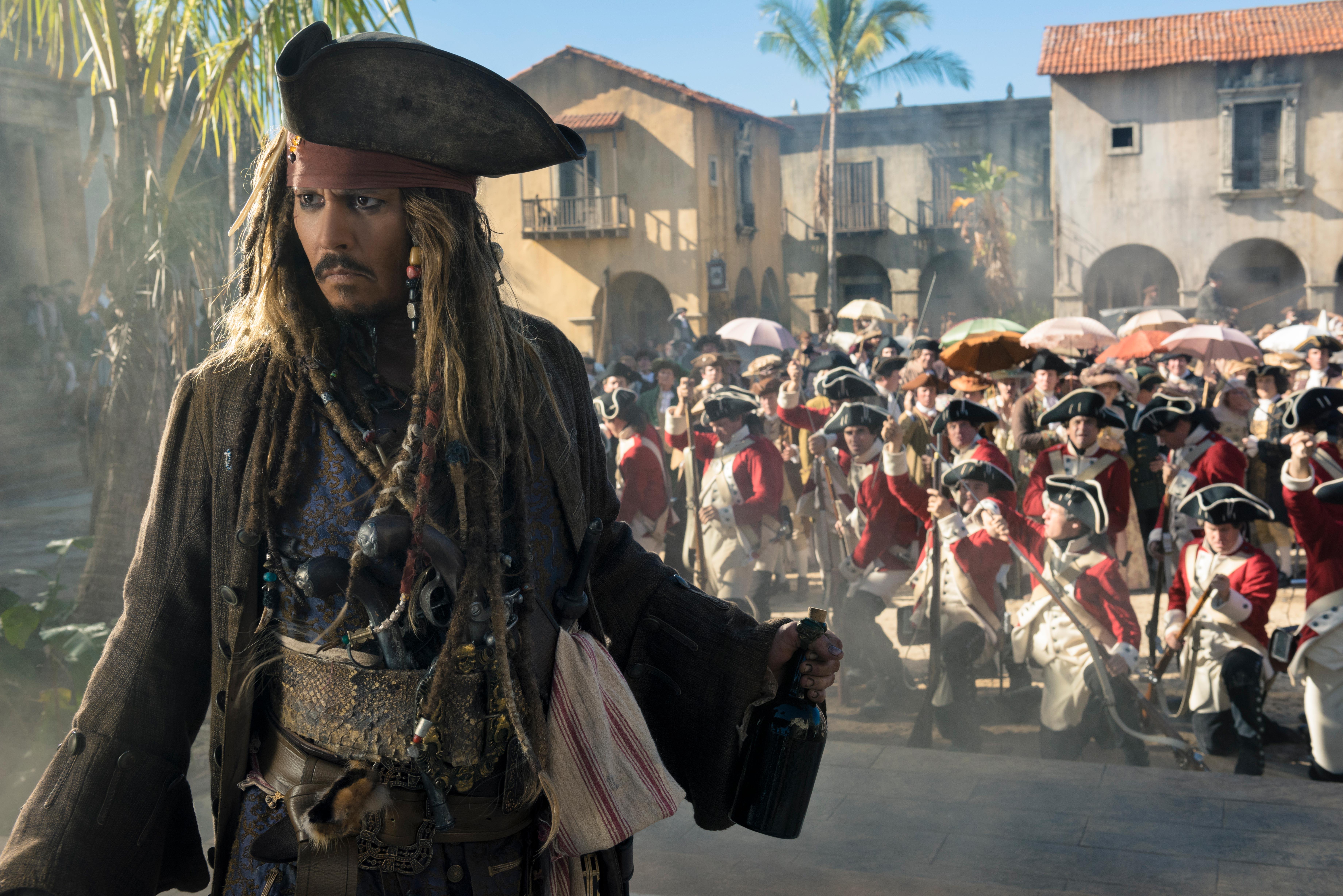 Dead Men Tell No Tales Wallpaper: Johnny Depp Pirates Of The Caribbean Dead Men Tell No