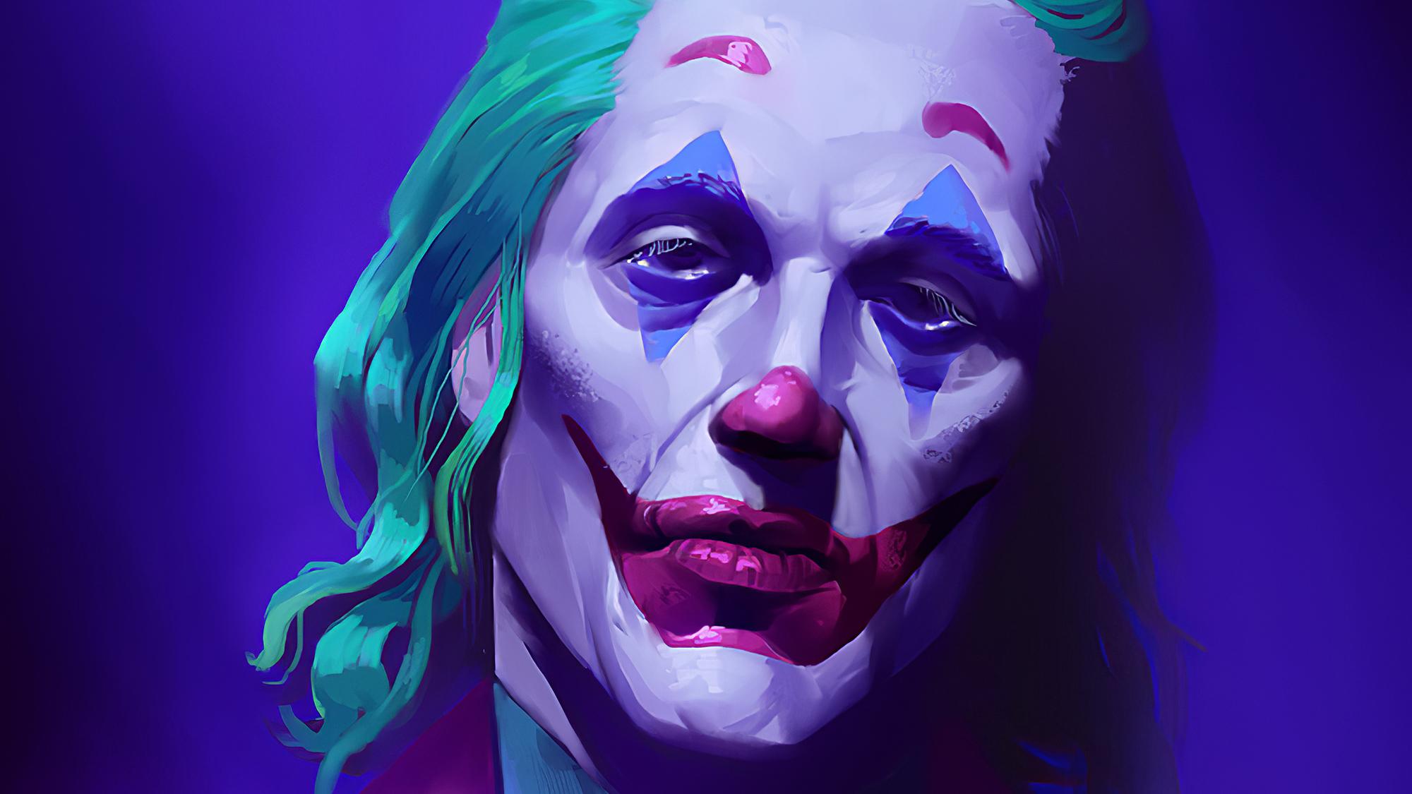 640x1136 Joker 2019 Art Iphone 5 5c 5s Se Ipod Touch Hd 4k