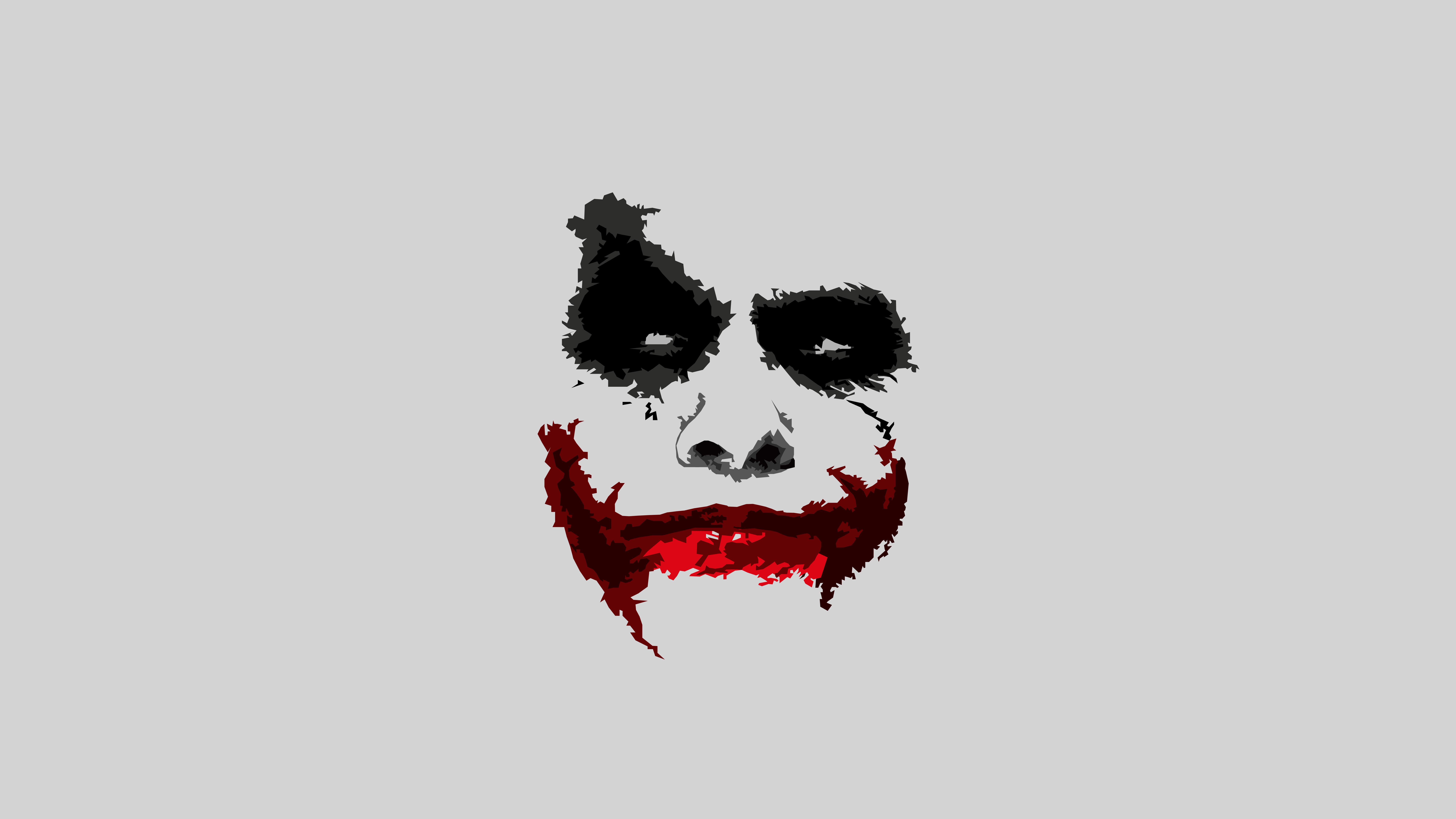 Joker 8k Minimalism, HD Superheroes, 4k Wallpapers, Images ...