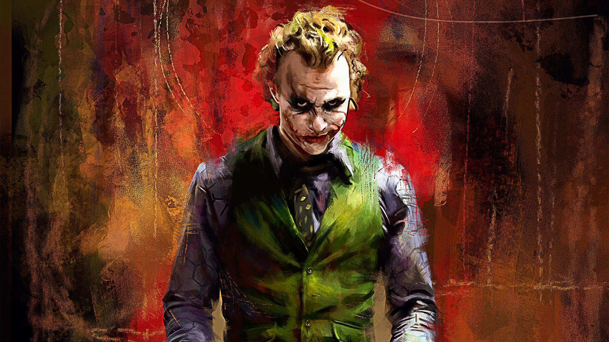 Joker Arts New, HD Superheroes, 4k Wallpapers, Images ...