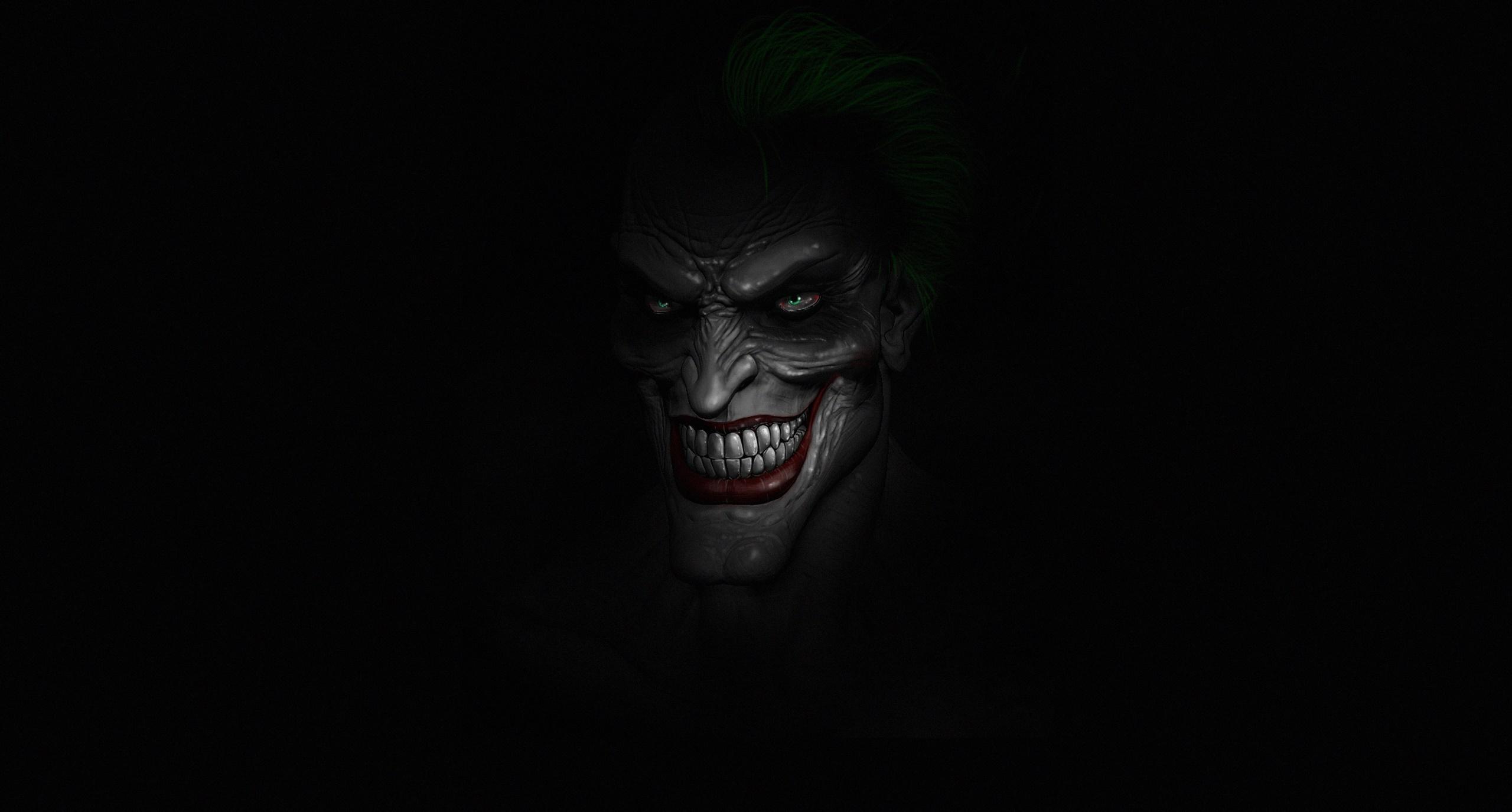 Joker Dark Minimalist, HD Superheroes, 4k Wallpapers ...