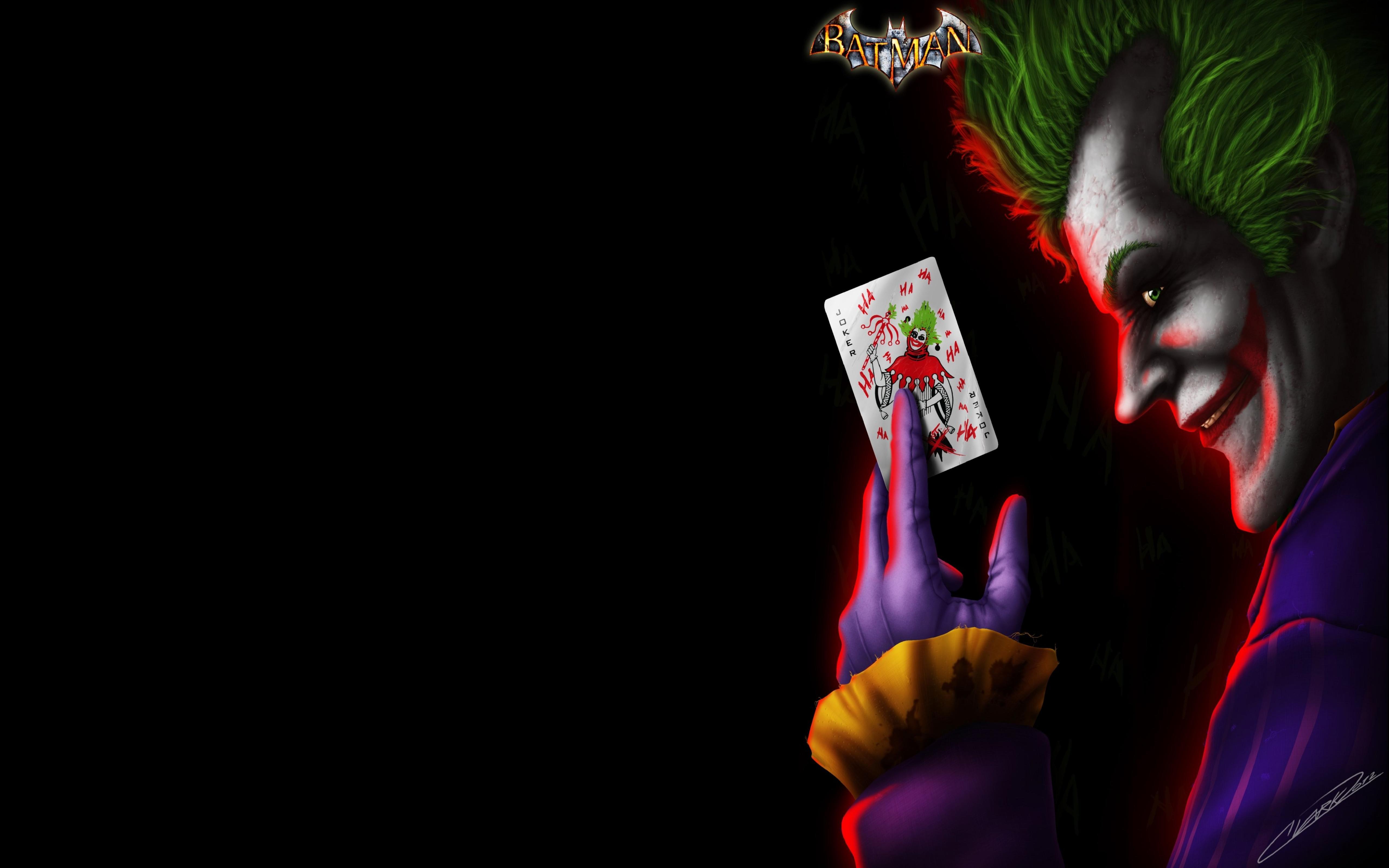 2560x1600 Joker Fan Art 2560x1600 Resolution HD 4k ...