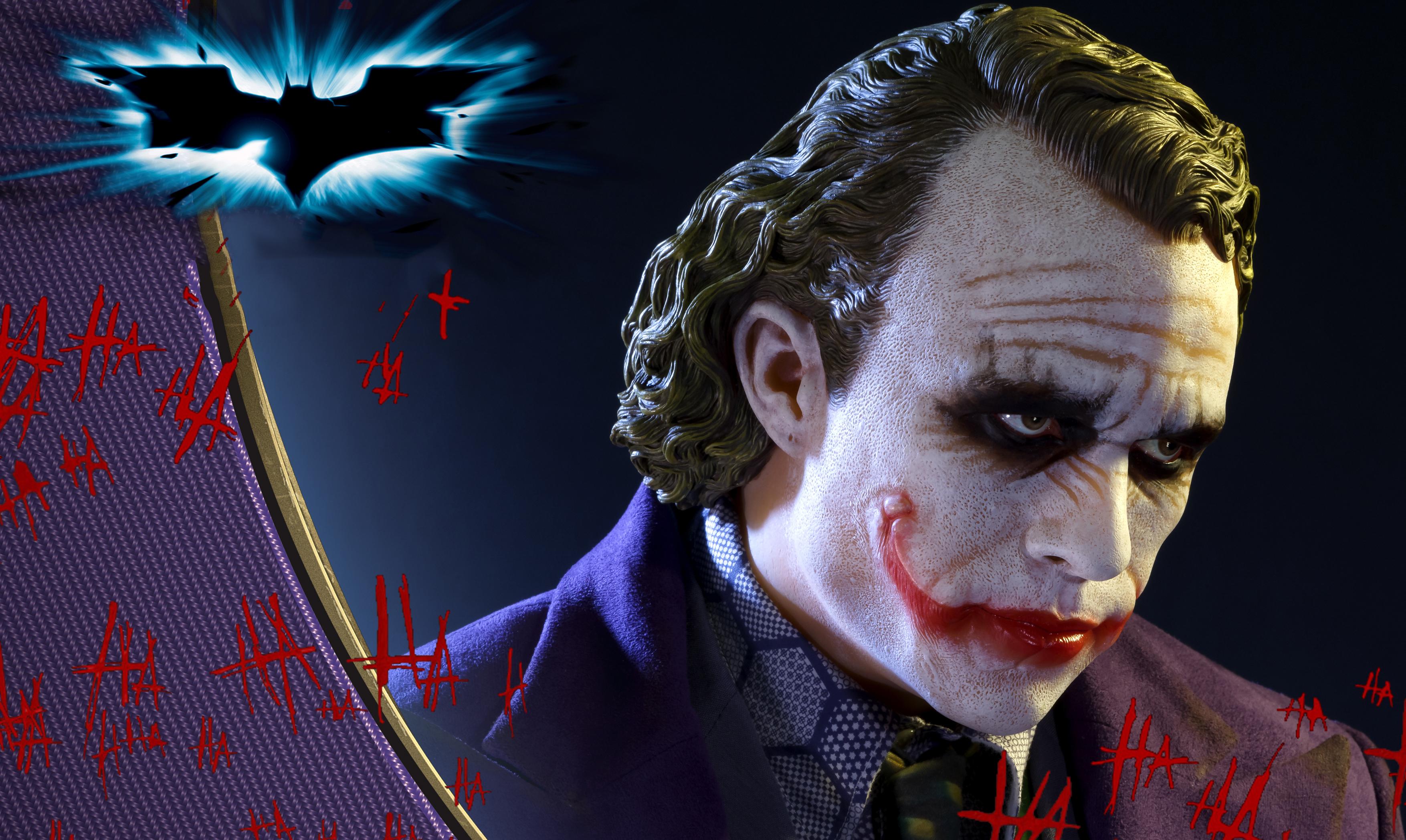 Joker In The Dark Knight Hd Superheroes 4k Wallpapers