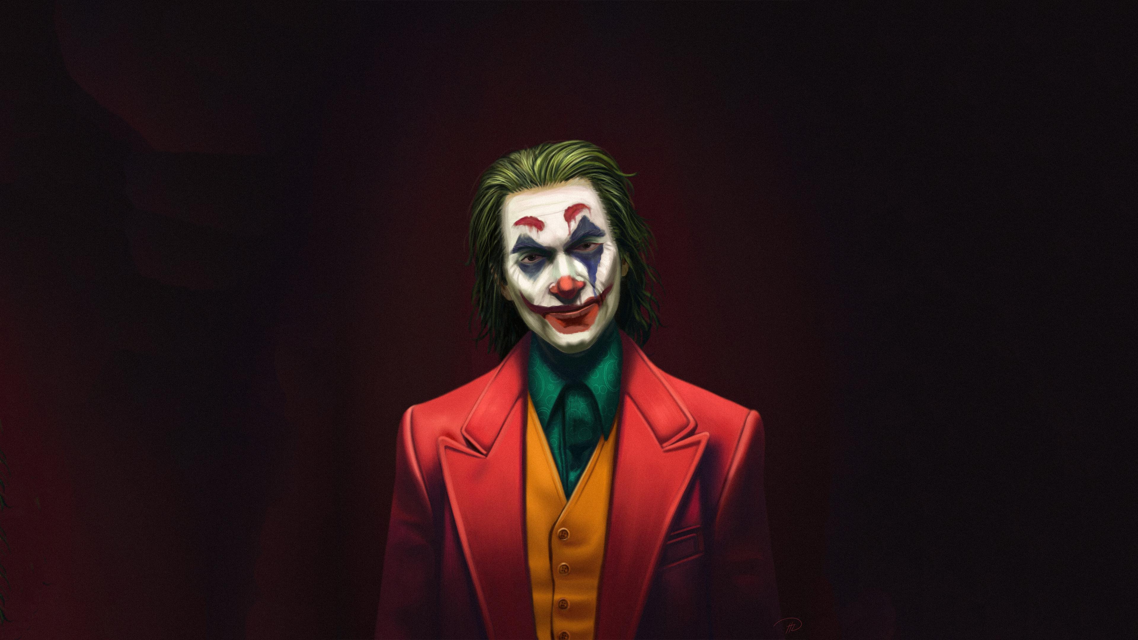 Joker Movie Joaquin Phoenix Art Hd Superheroes 4k