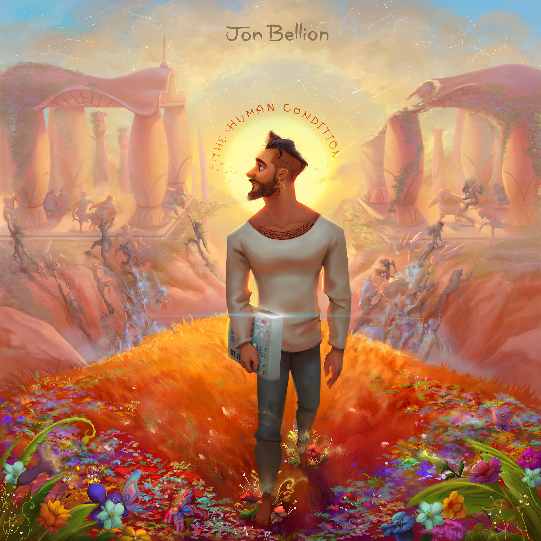 Jon Bellion All Time Low Album Cover Art Hd Artist 4k