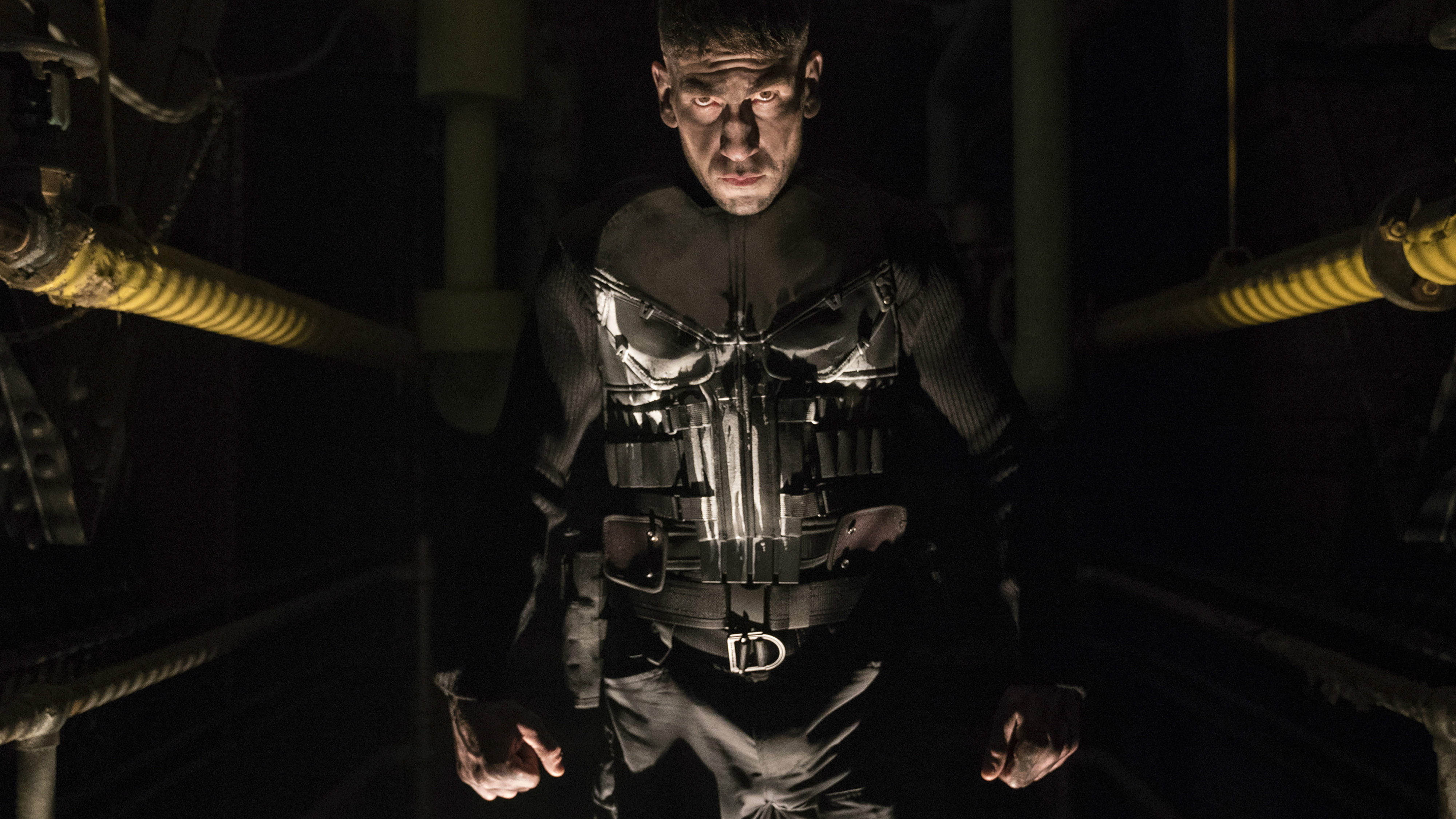 1920x1080 Jon Bernthal As Punisher Laptop Full Hd 1080p Hd 4k