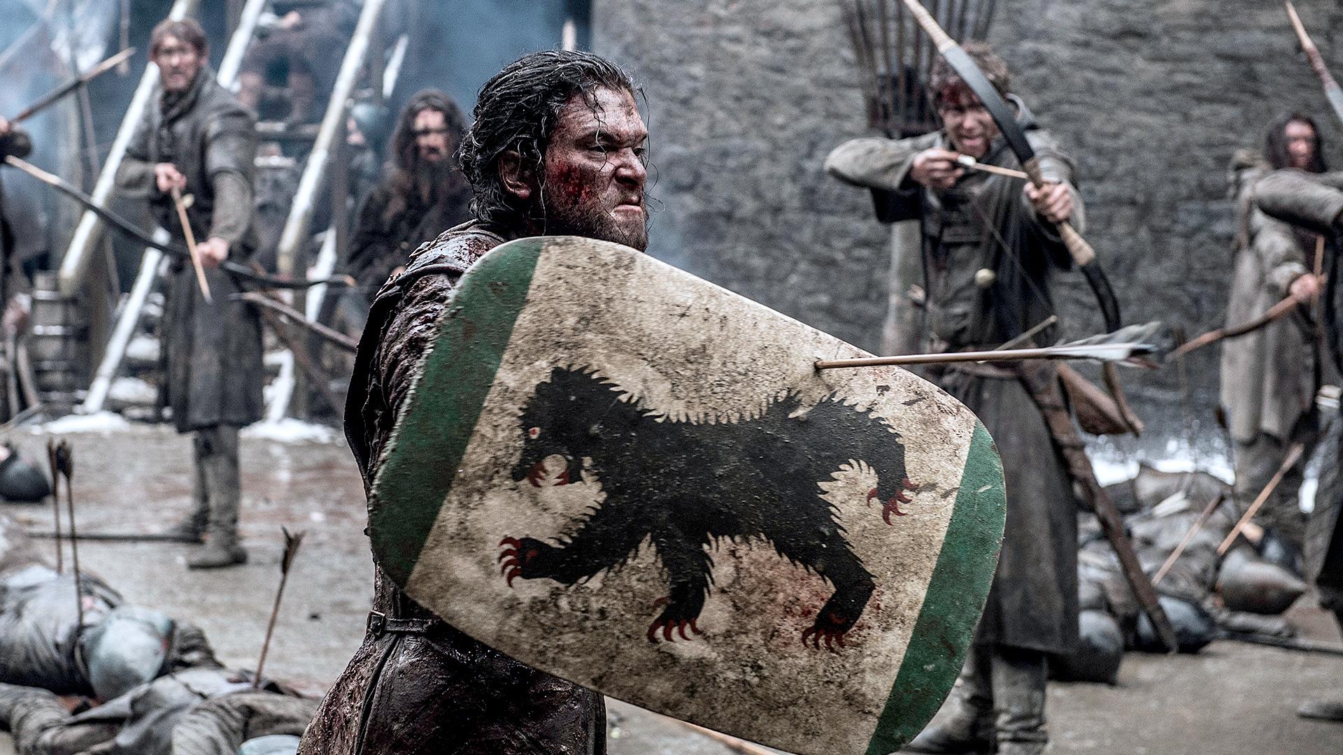 Jon Snow Battle Of The Bastards, HD Tv Shows, 4k