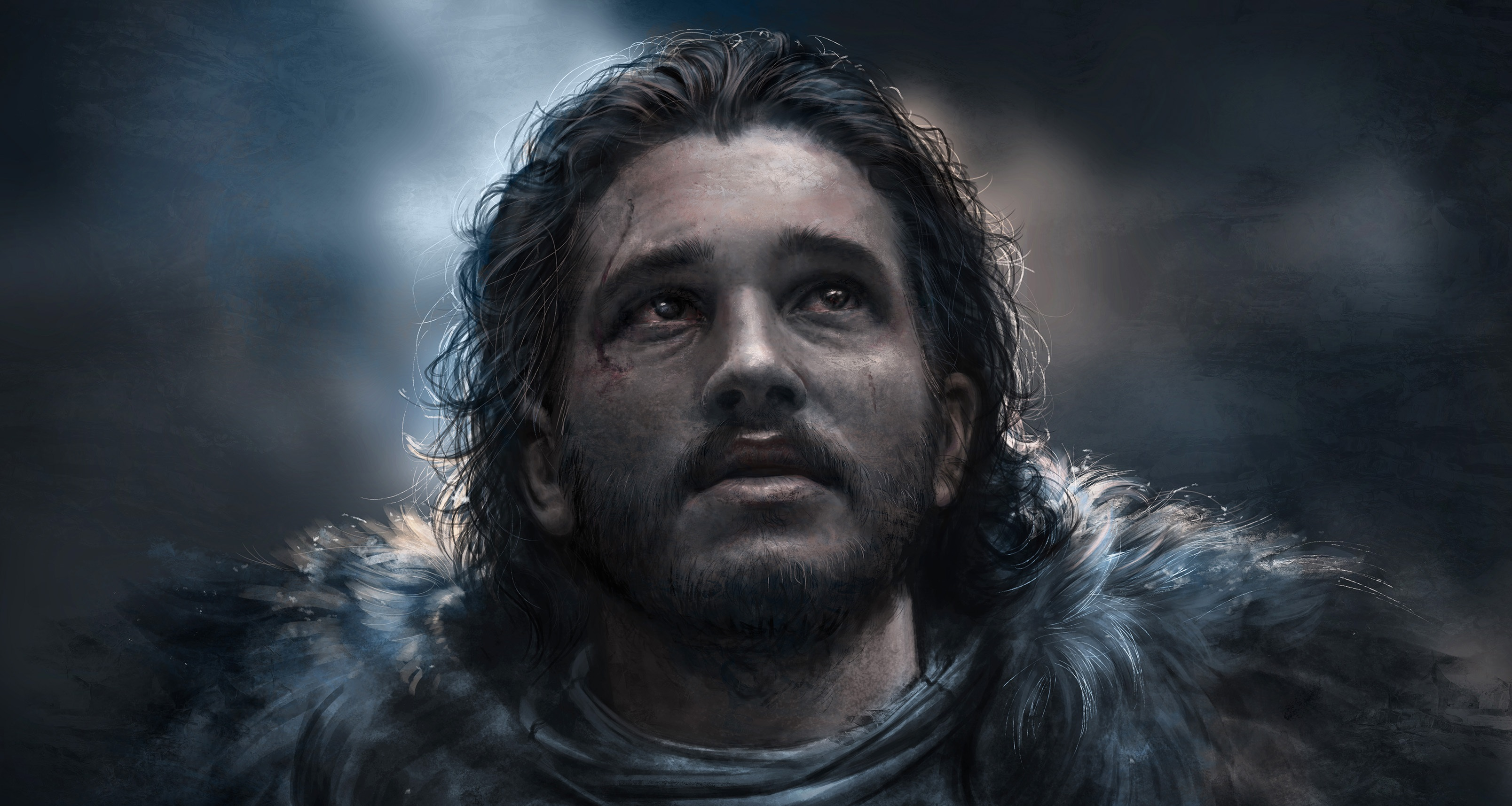Jon Snow Best Art