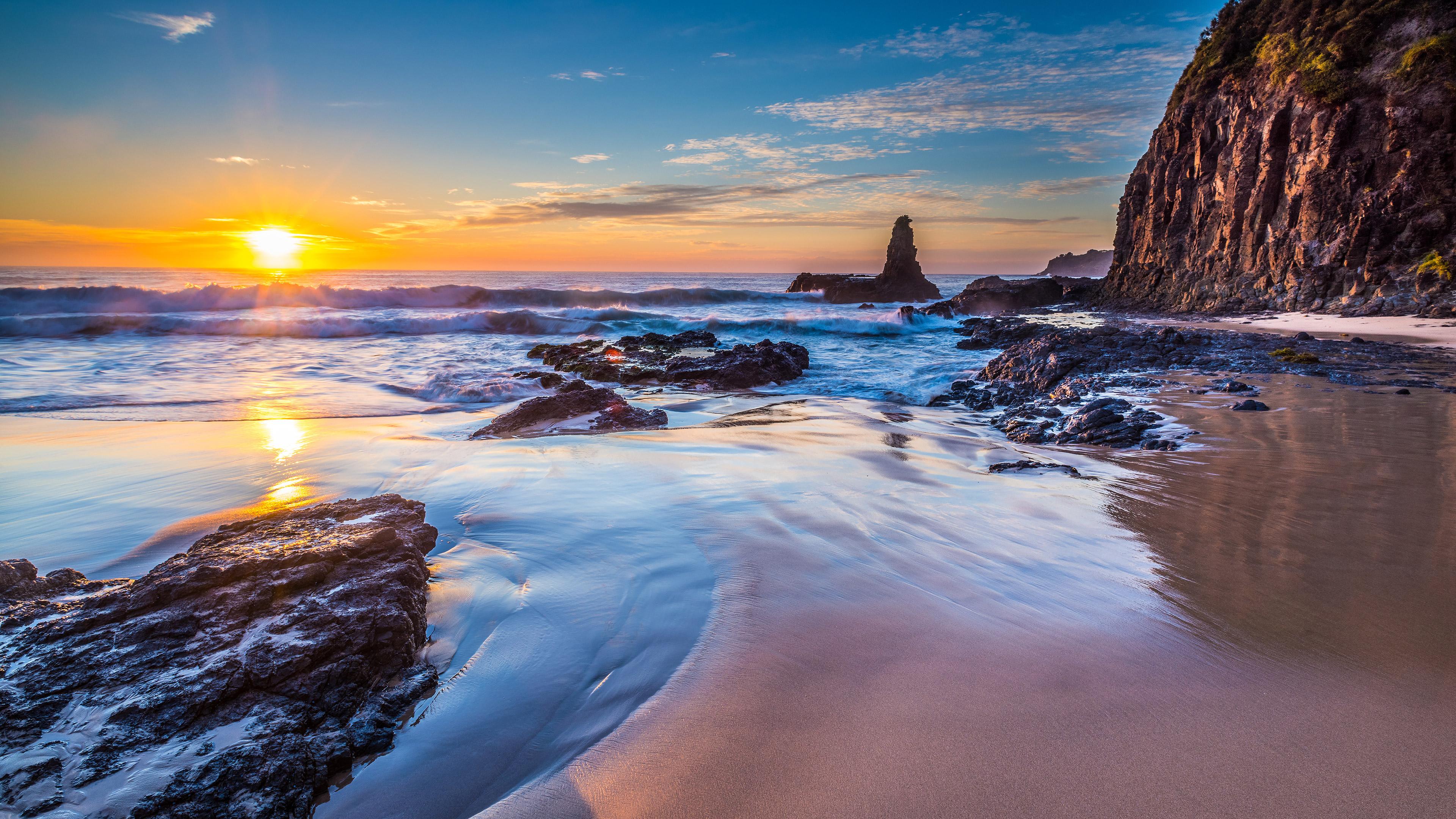 Jones Beach Australia, HD Nature, 4k Wallpapers, Images ...