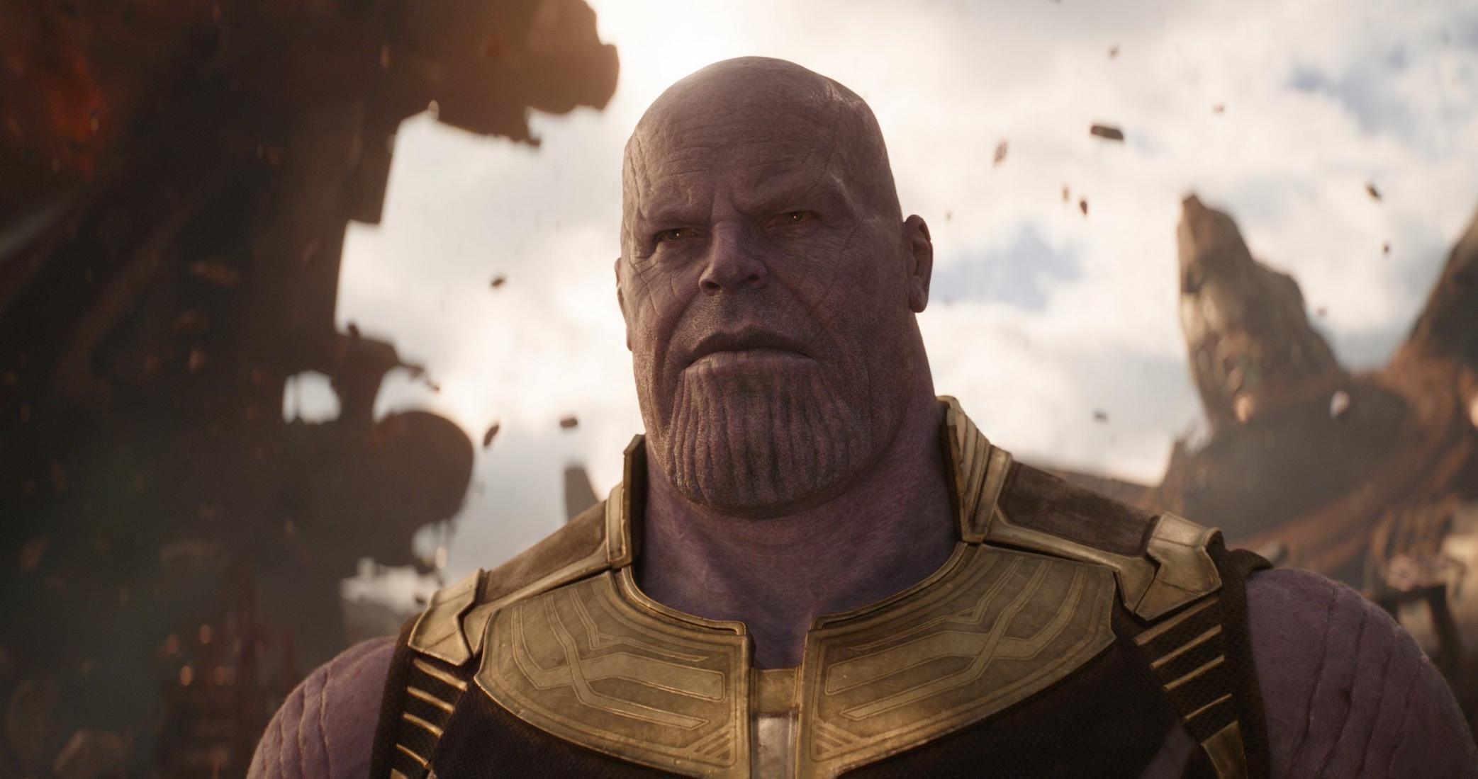 1920x1080 Josh Brolin As Thanos In Avengers Infinity War