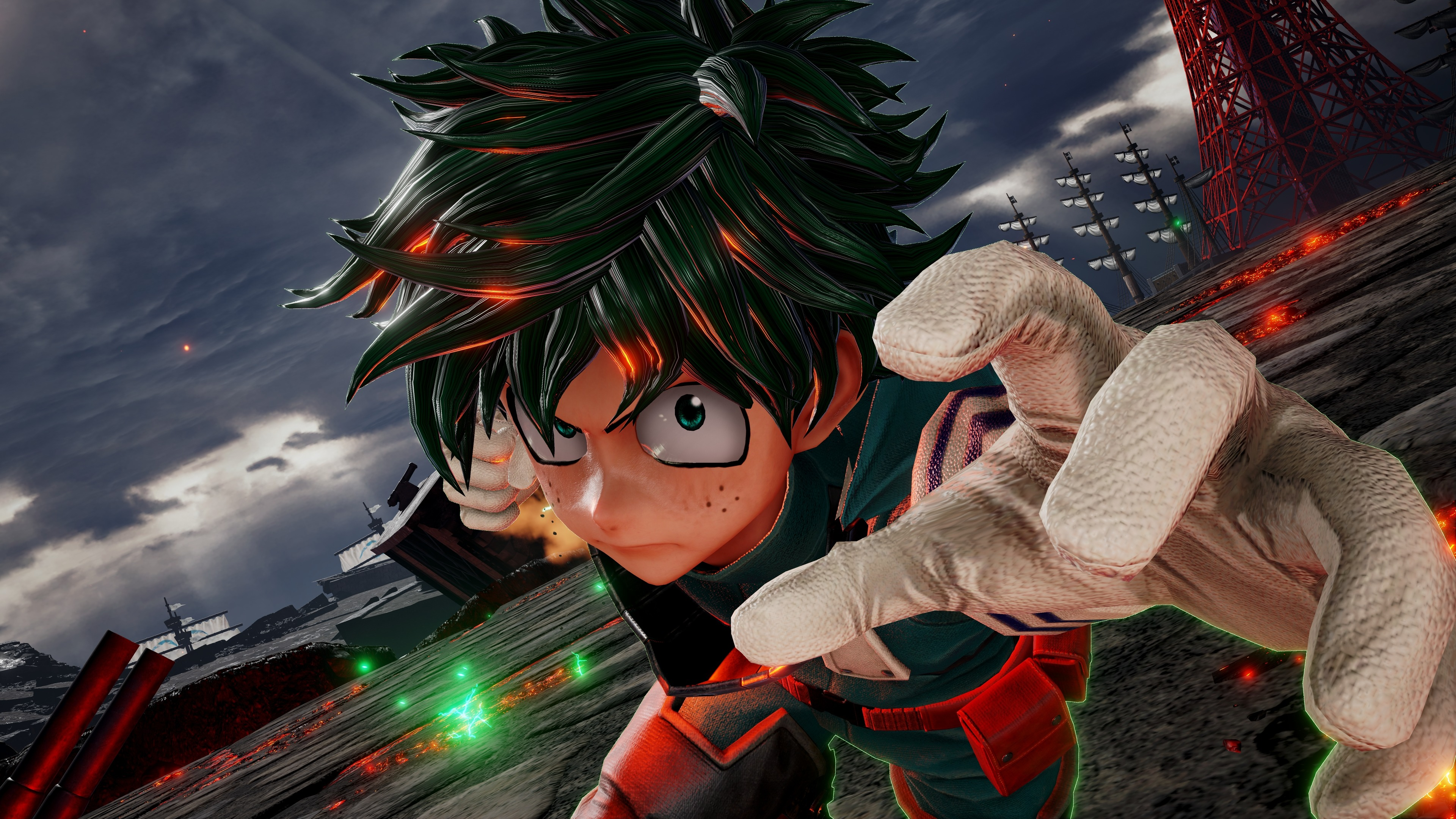 Jump Force 4k, HD Games, 4k Wallpapers, Images ...