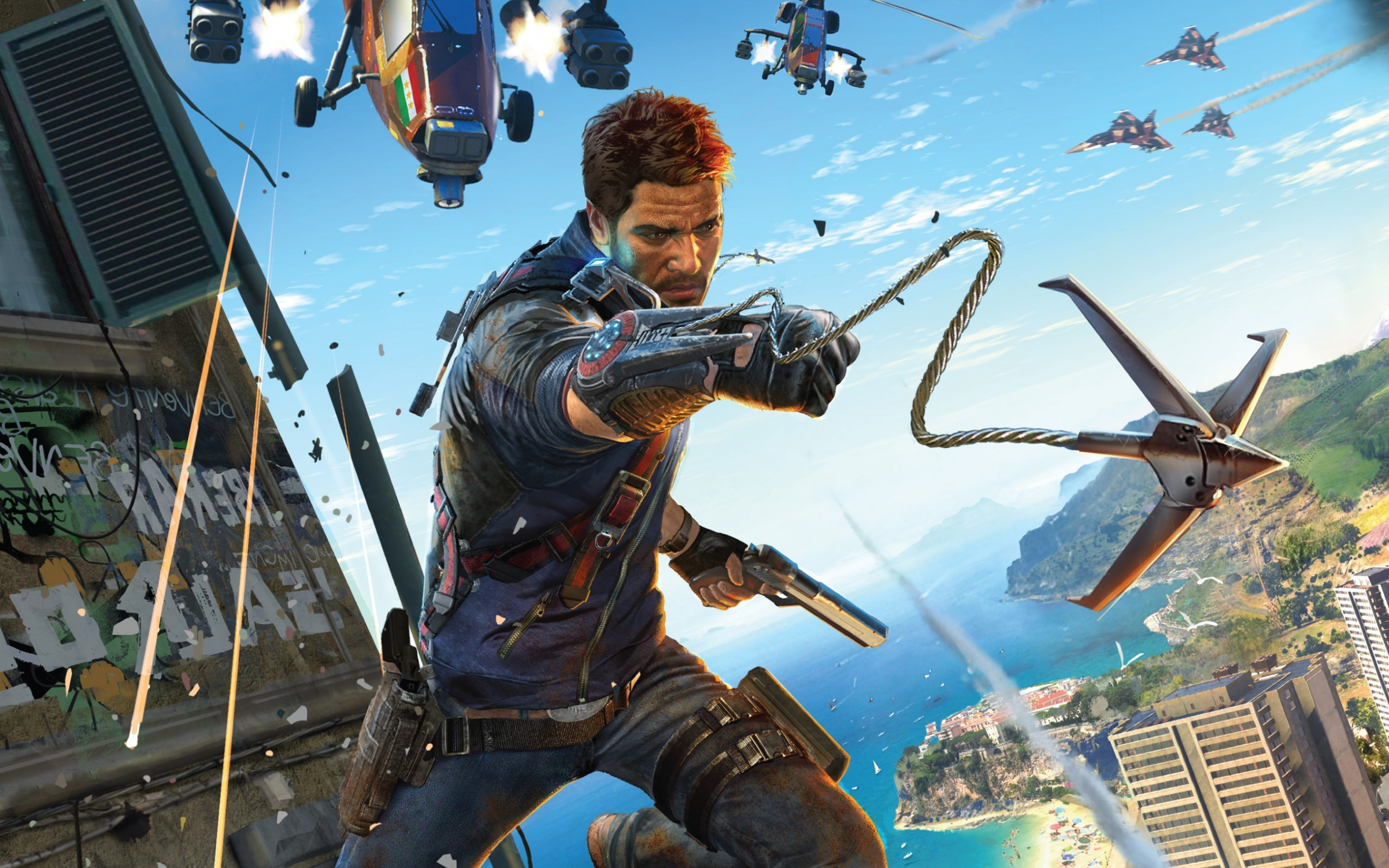 2048x1152 Just Cause 3 Game Resolution HD 4k