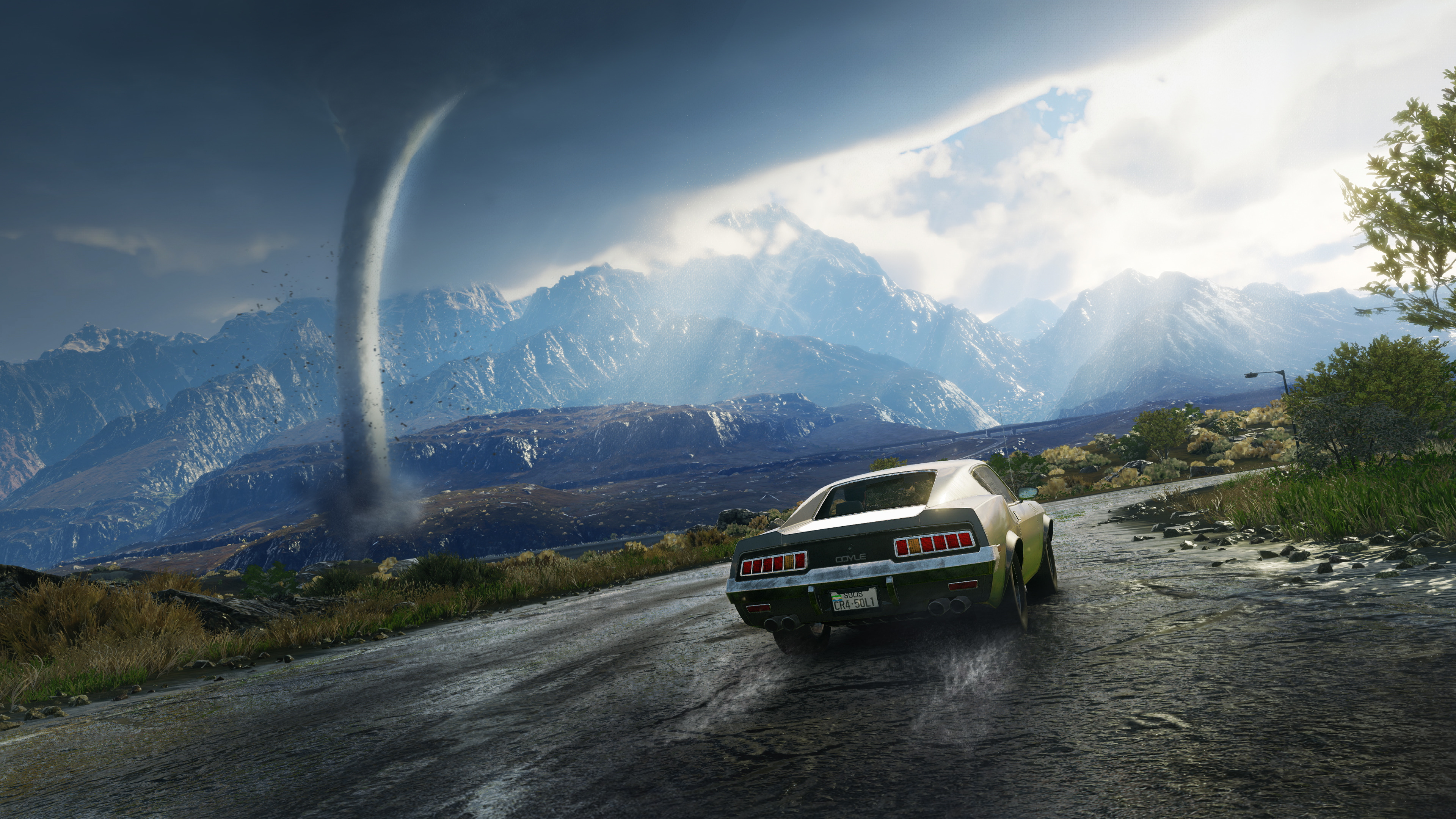 Just Cause 4 Wallpaper: Just Cause 4 Vehicles, HD Games, 4k Wallpapers, Images