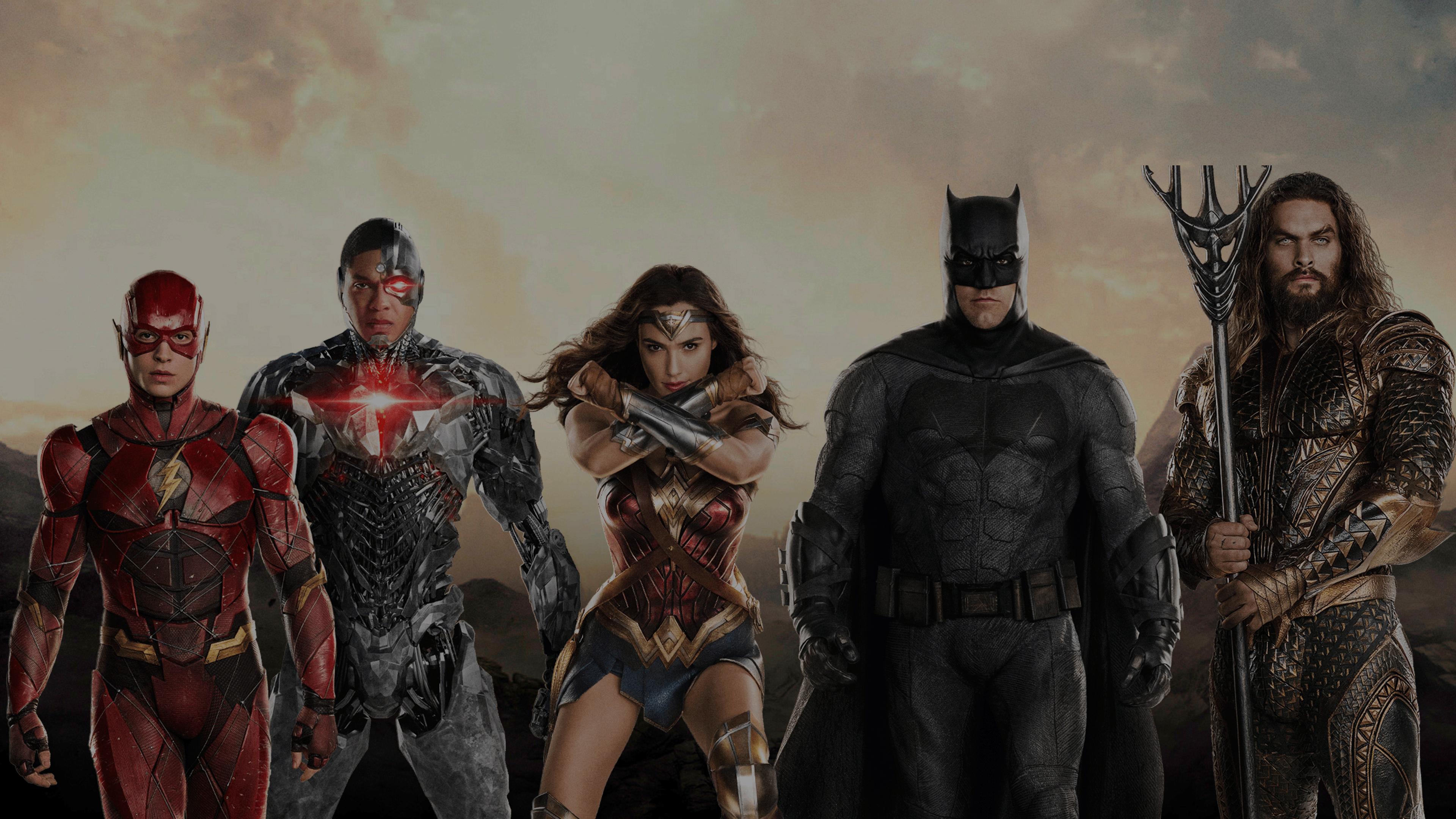 2017 Wonder Woman Movie Fan Art Hd Movies 4k Wallpapers: 1920x1200 Justice League 4k 1080P Resolution HD 4k