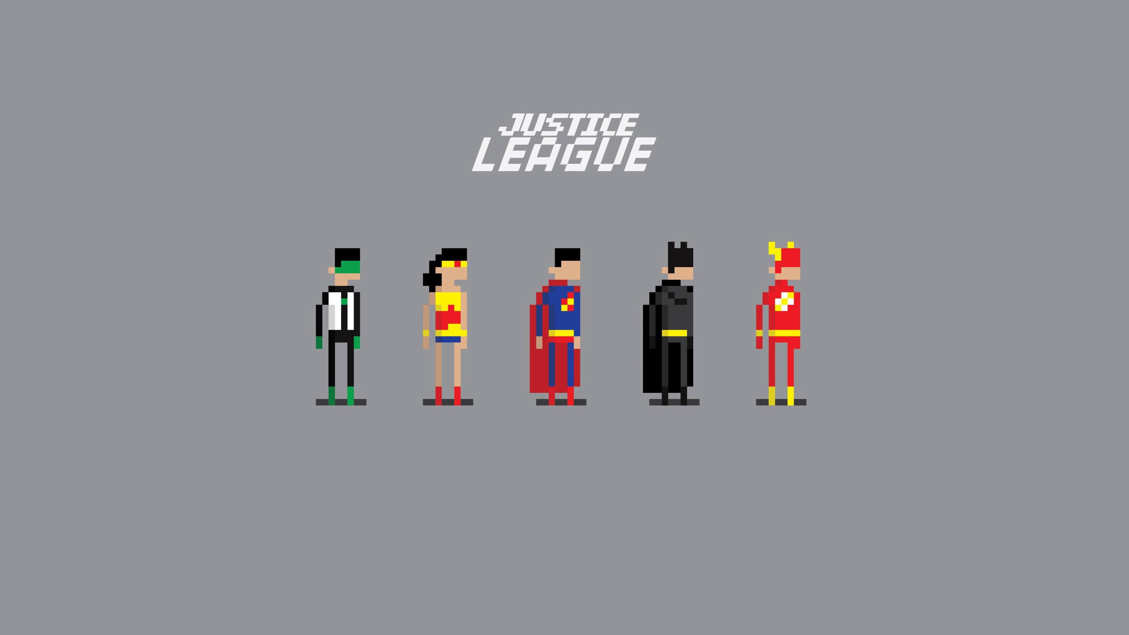 justice league 8 bit  hd superheroes  4k wallpapers super woman logo printable super woman logo clipart