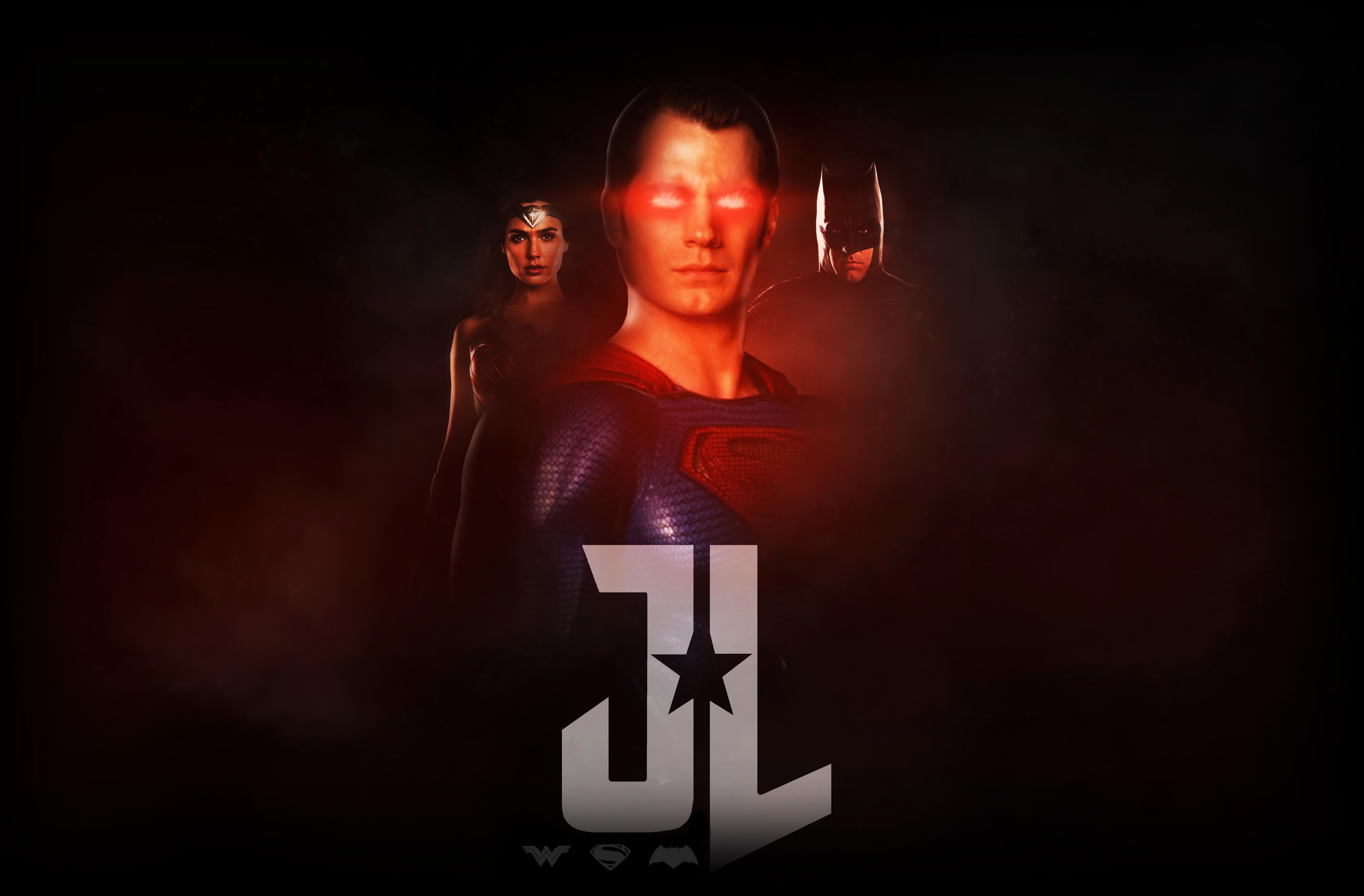 Wonder Woman Justice League 4k Fan Art Hd Movies 4k