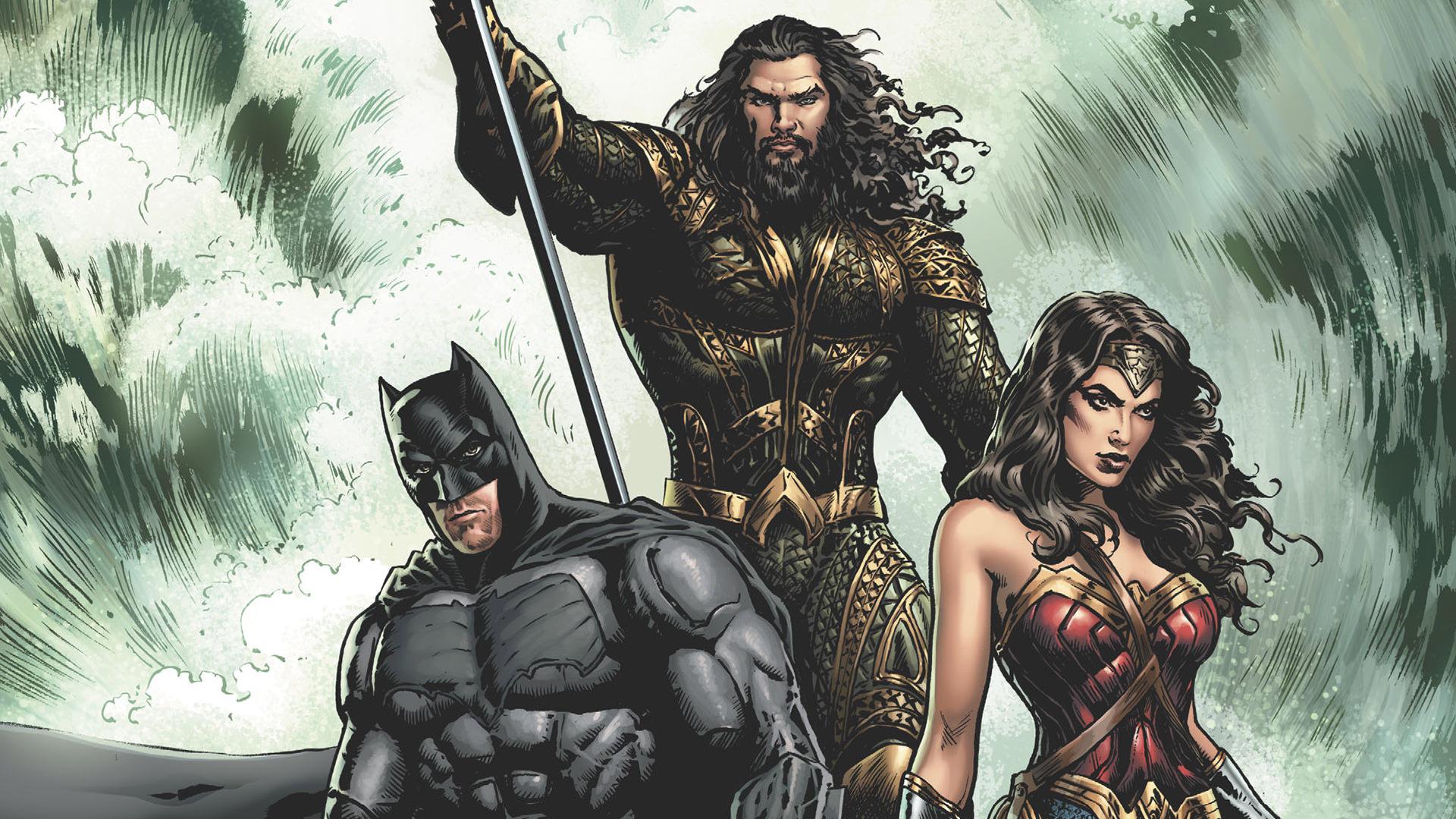 Wonder Woman Justice League 4k Fan Art Hd Movies 4k: Justice League Aquaman Batman Wonder Woman Artwork, HD