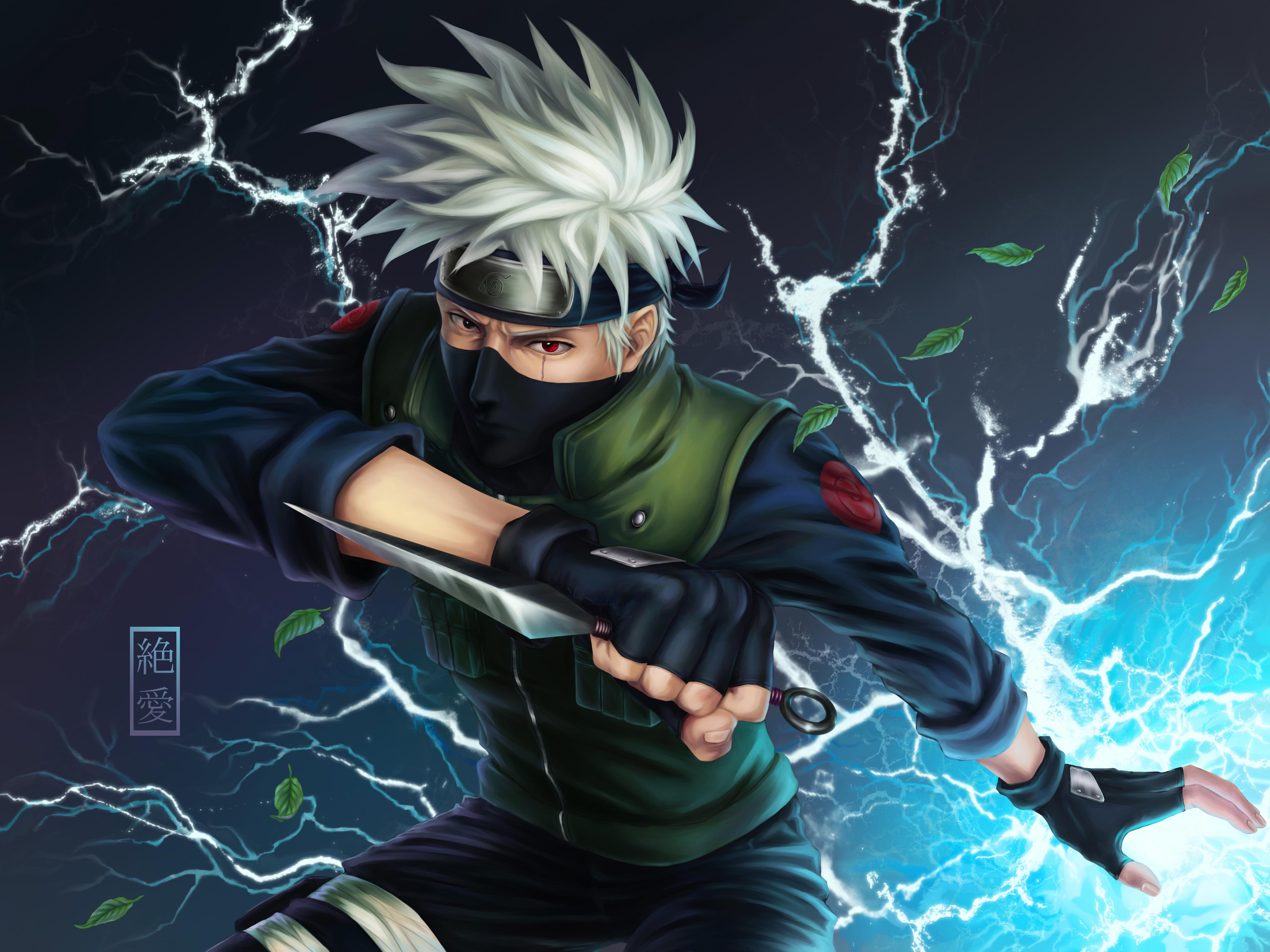 Kakashi Hatake 4k Hd Anime 4k Wallpapers Images Backgrounds