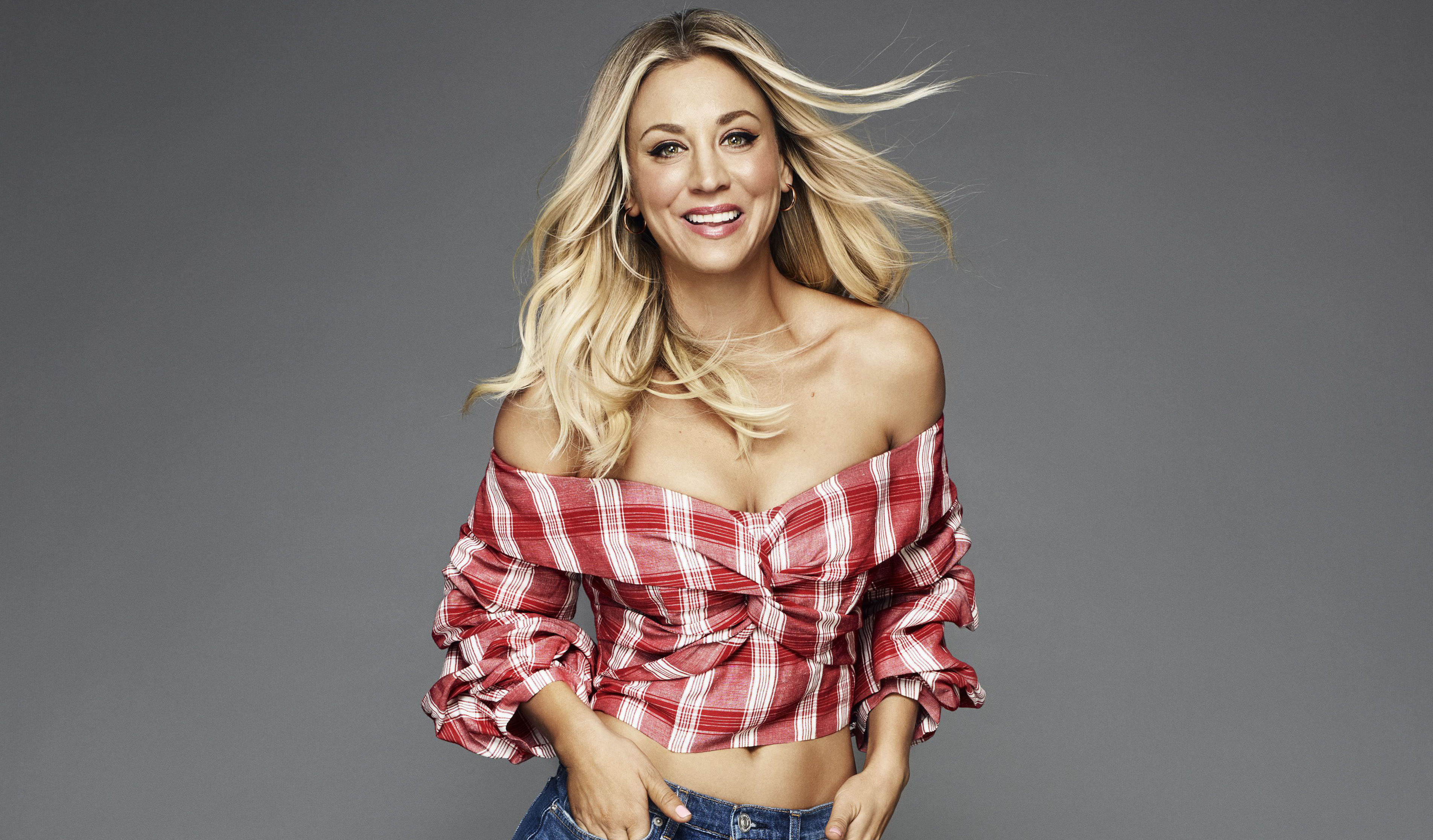 Kaley Cuoco 4k Hd Celebrities 4k Wallpapers Images Backgrounds