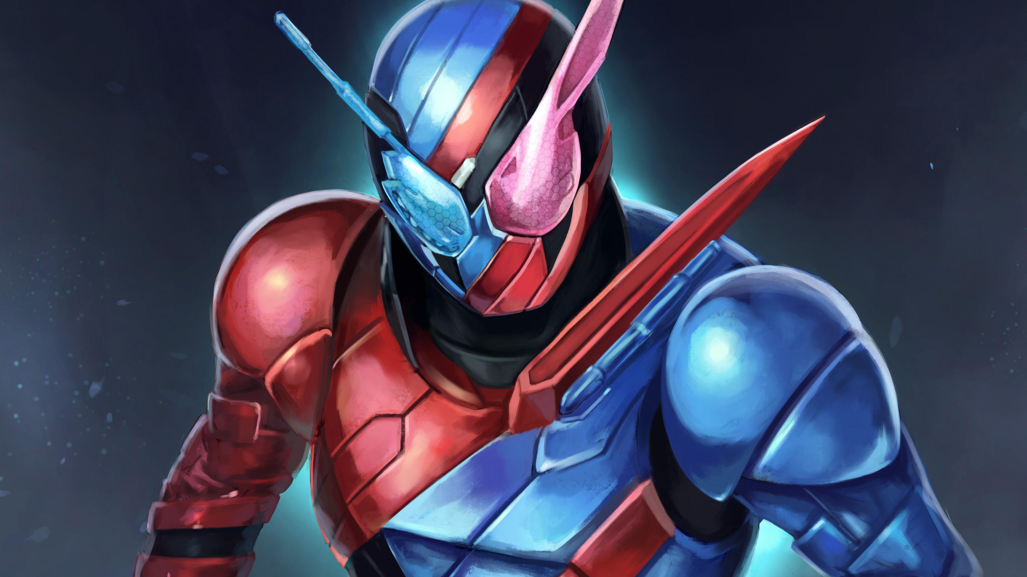 Download Wallpaper Kamen Rider X
