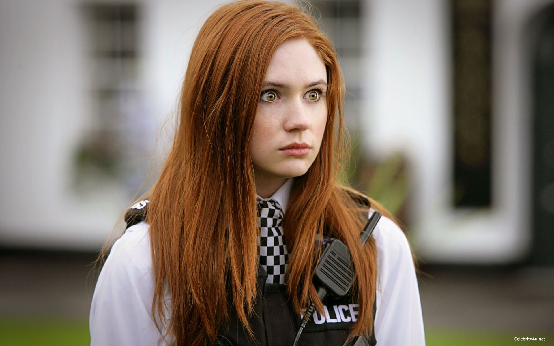 Karen Gillan In Doctor Who, Hd Tv Shows, 4K Wallpapers