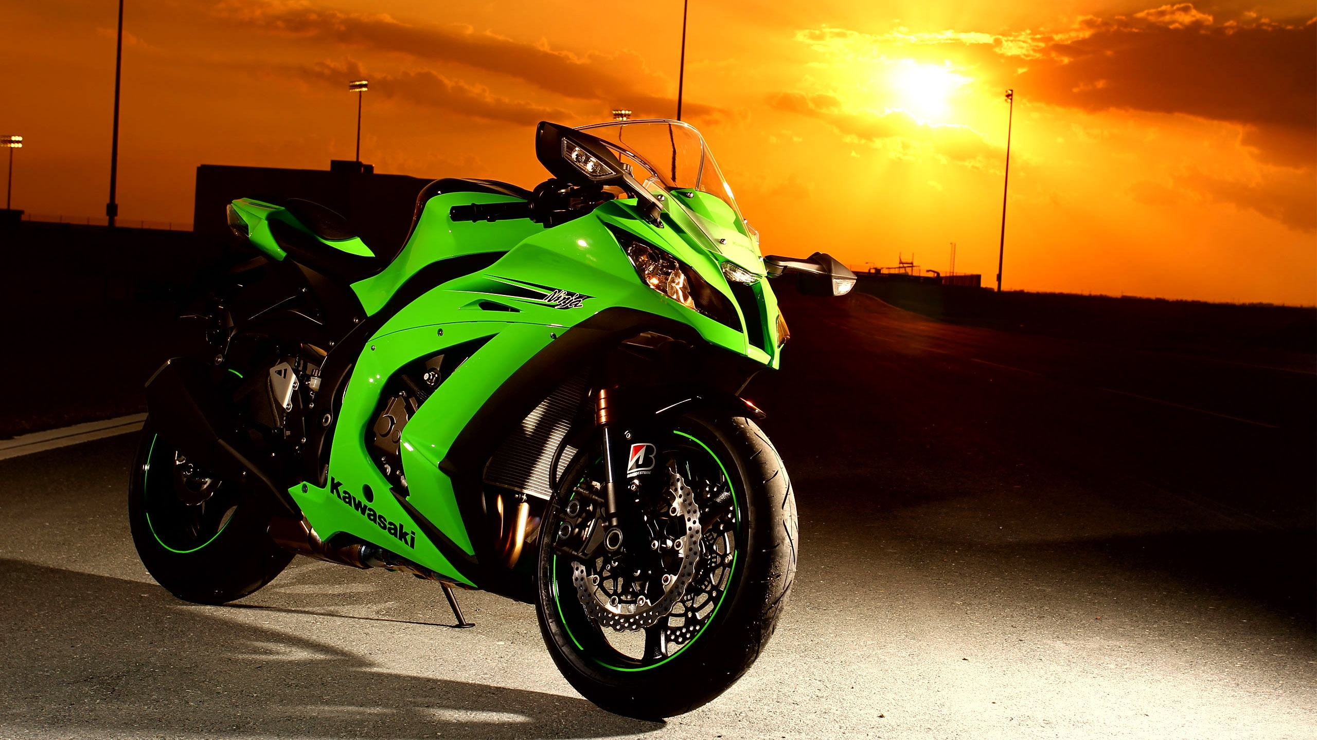 kawasaki ninja, hd bikes, 4k wallpapers, images, backgrounds, photos