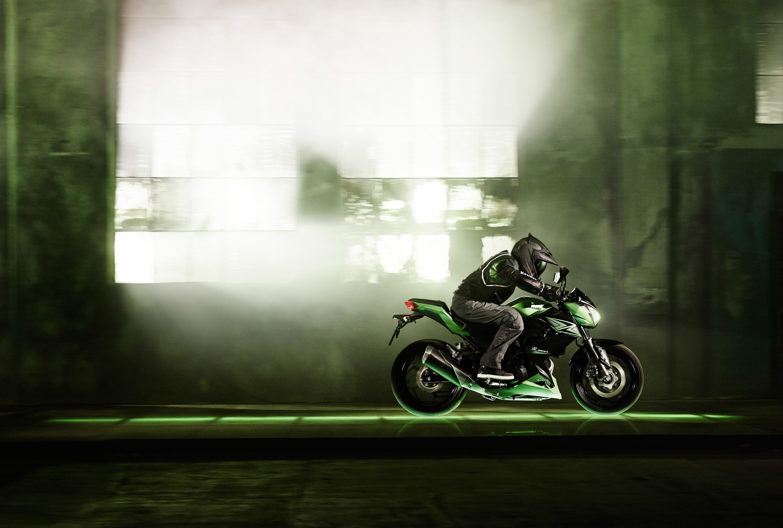 Kawasaki Z300 2018, HD Bikes, 4k Wallpapers, Images