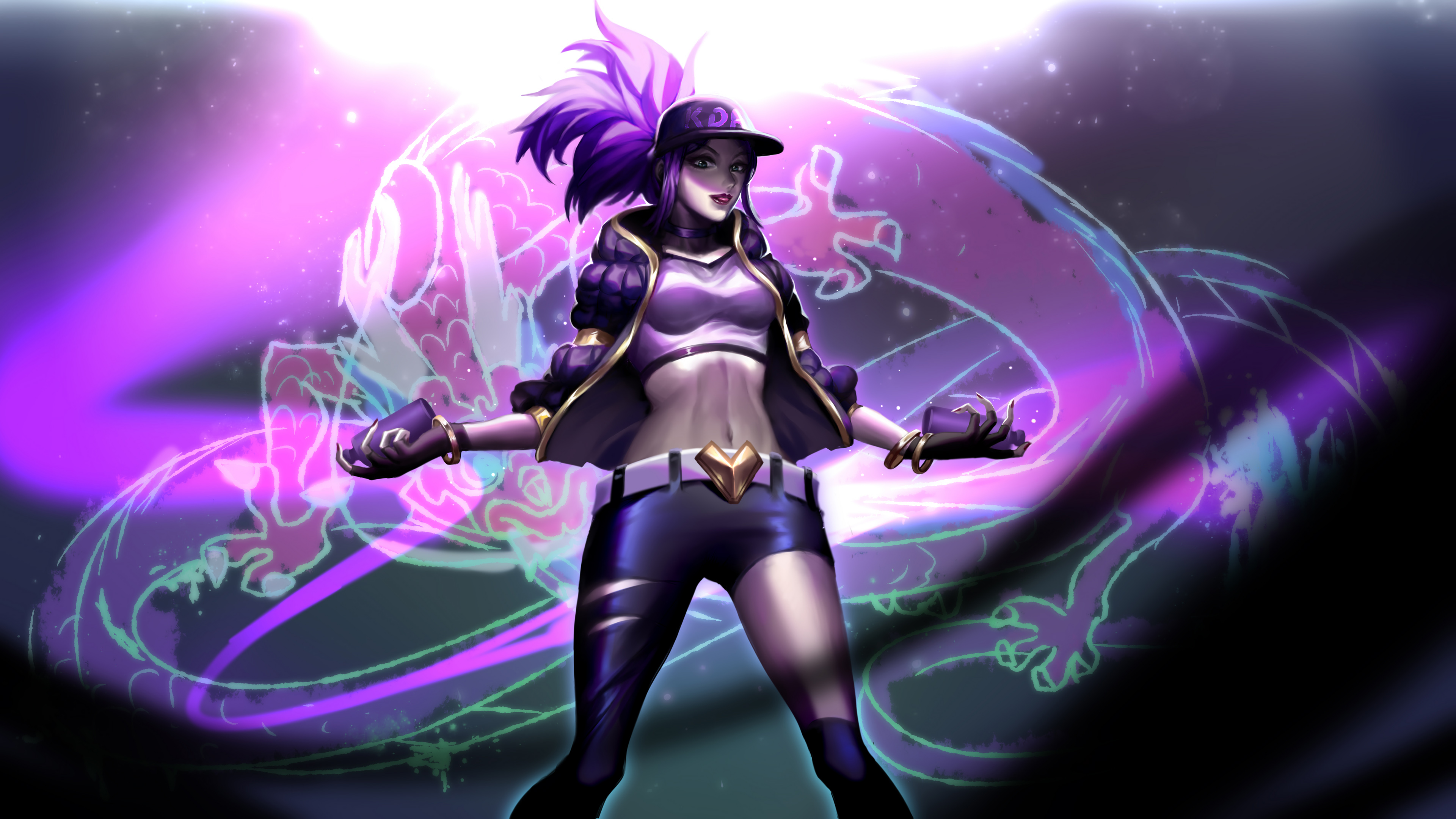 Kda Akali Hd Games 4k Wallpapers Images Backgrounds Photos And