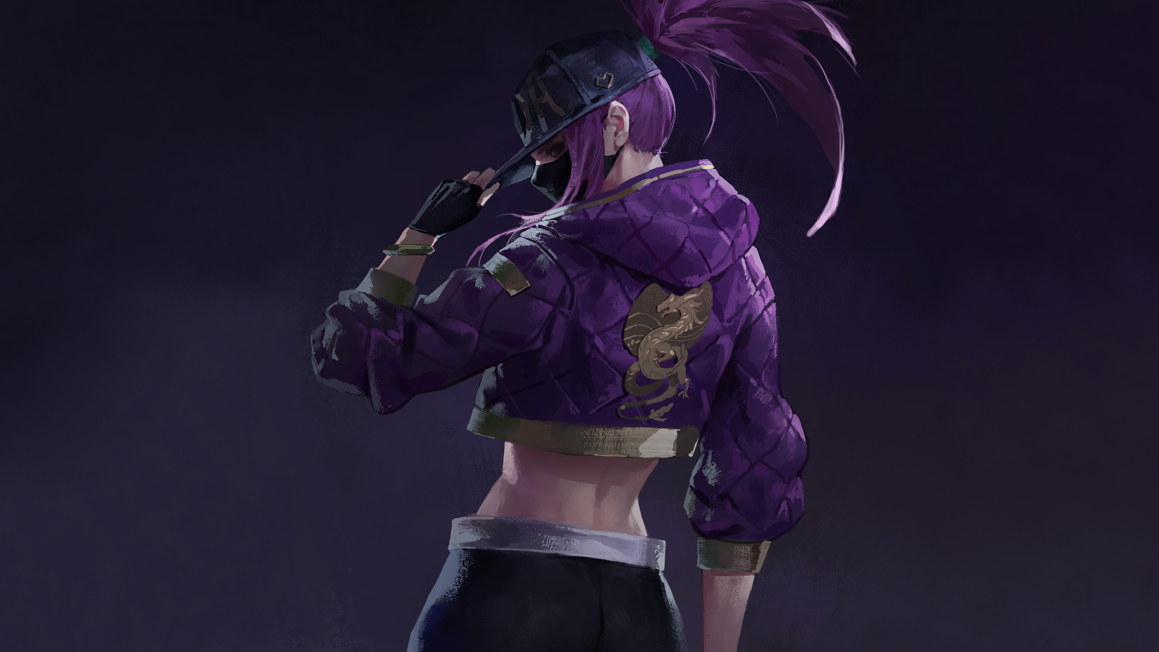 Kda Akali Lol Hd Games 4k Wallpapers Images Backgrounds Photos