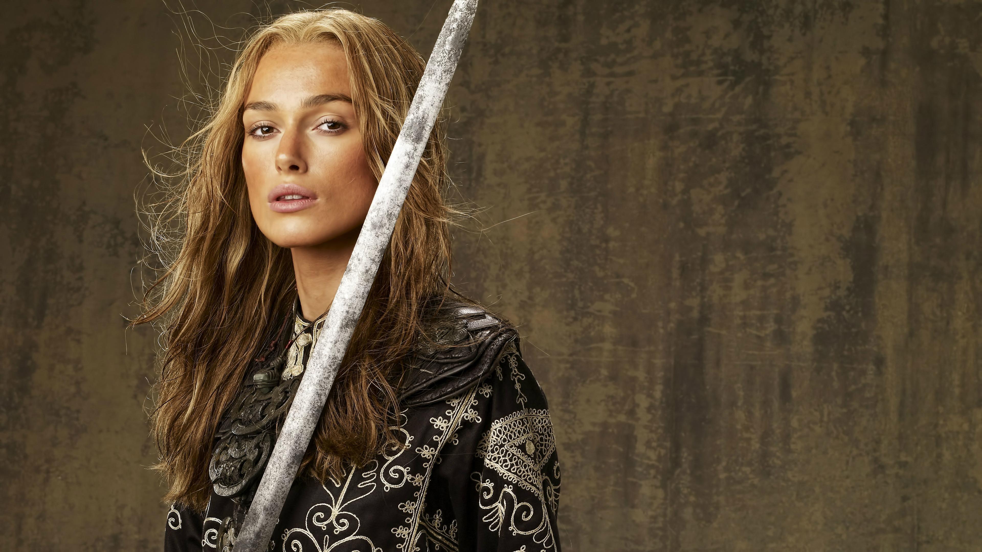 Elizabeth keira swann knightley