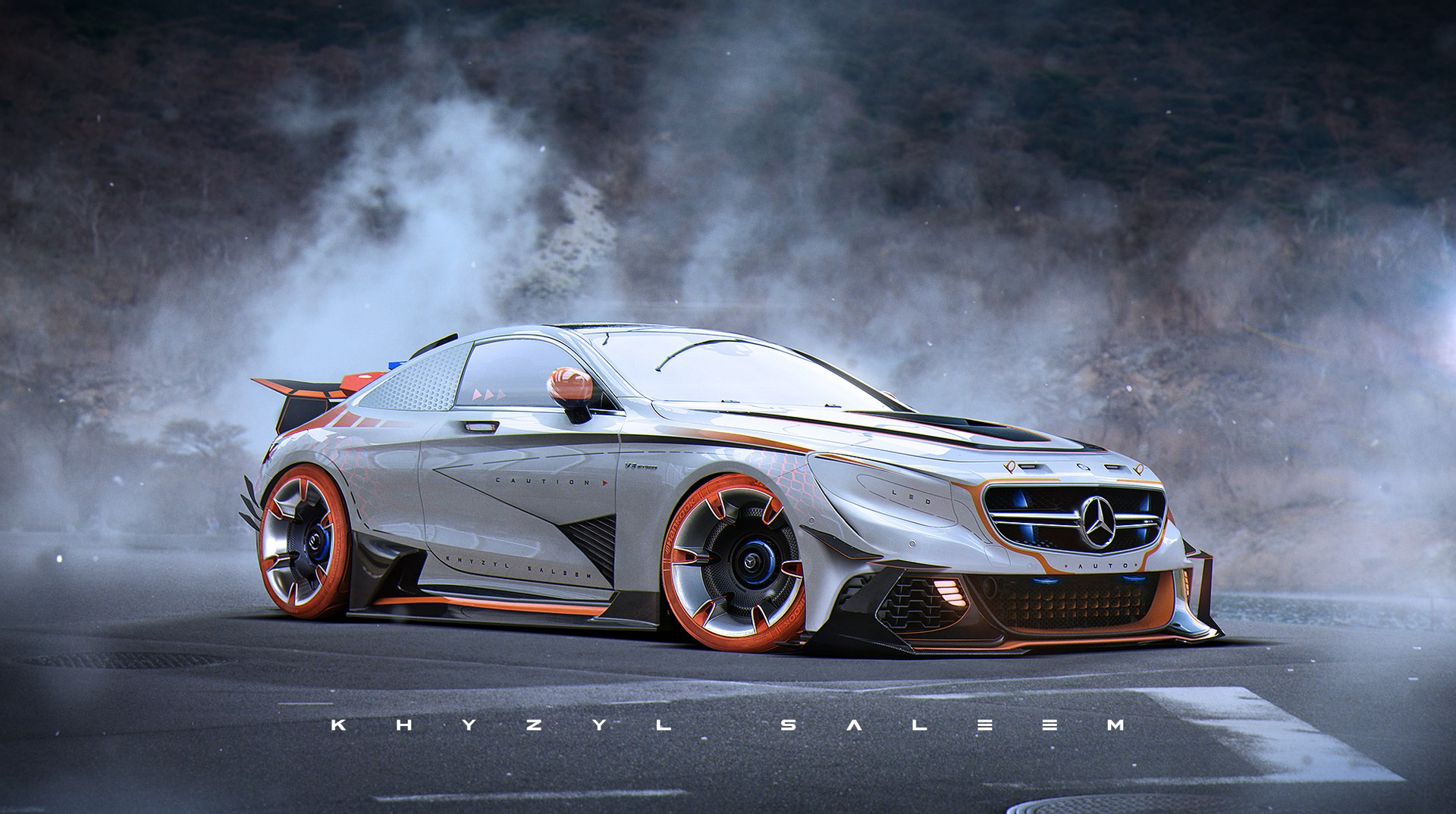Benz Drift Car >> Khyzyl Saleem, HD Cars, 4k Wallpapers, Images, Backgrounds, Photos and Pictures