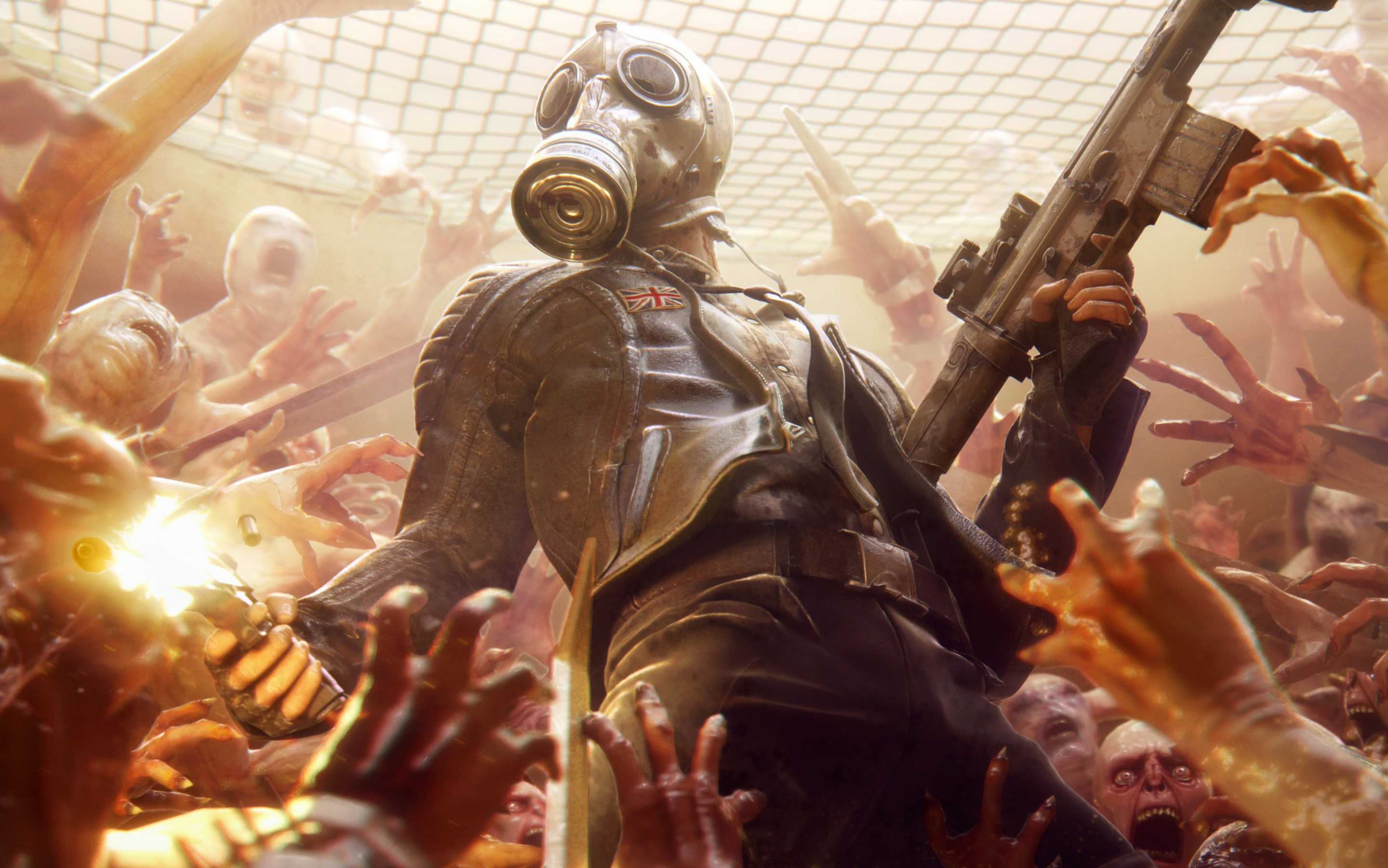 Killing Floor 2, HD Games, 4k Wallpapers, Images