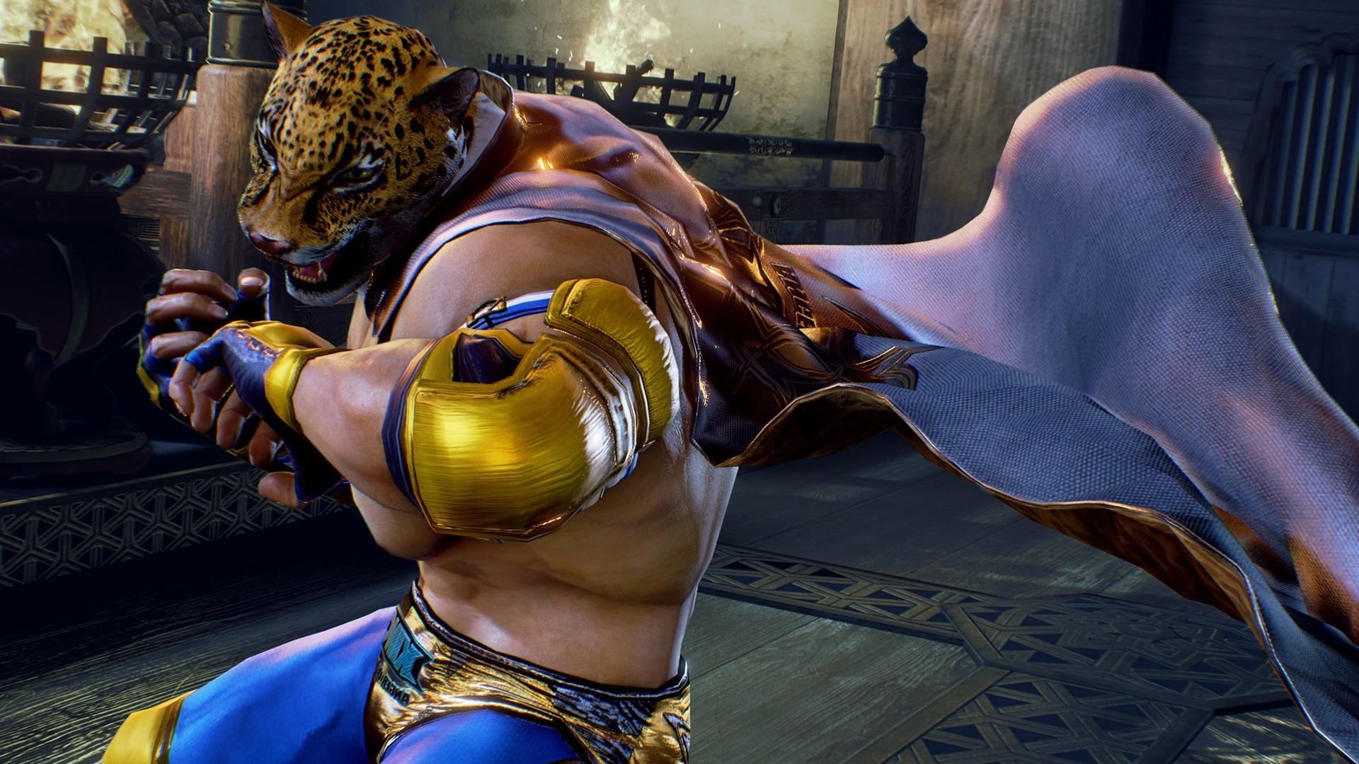 King In Tekken 7