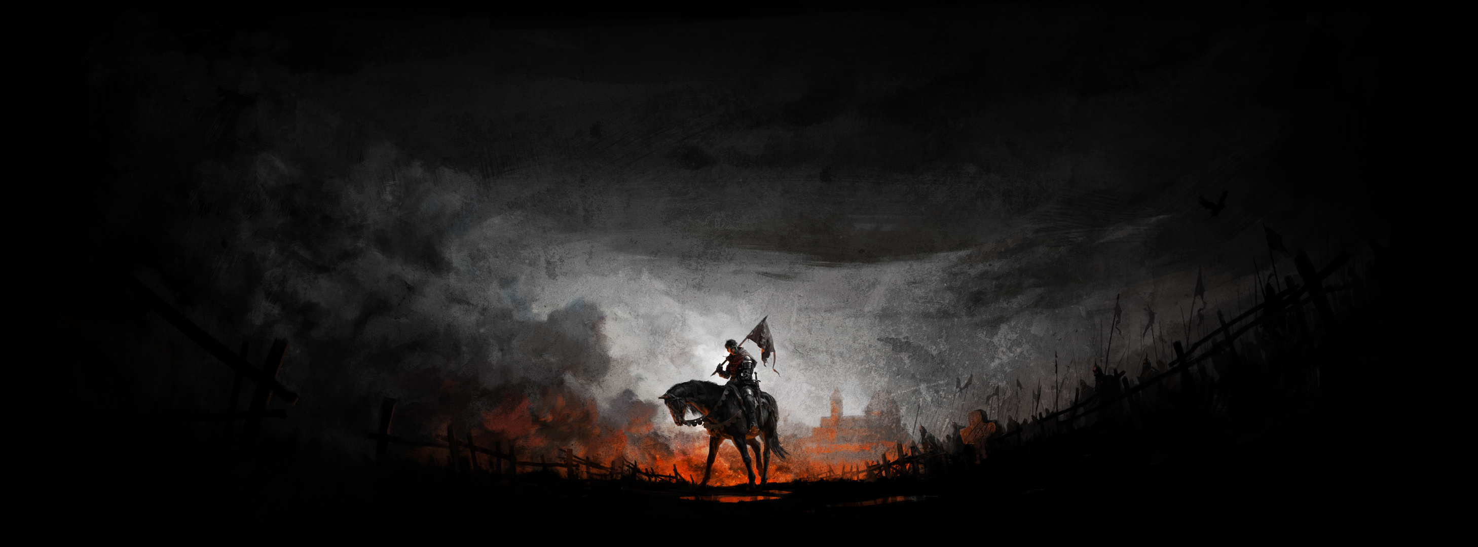 Kingdom Come Deliverance Game Artwork, HD Games, 4k ...