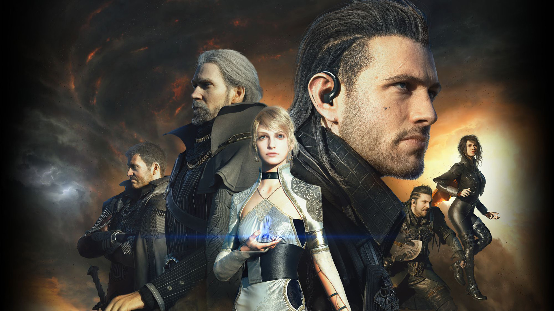 Kingsglaive Final Fantasy XV Wallpaper