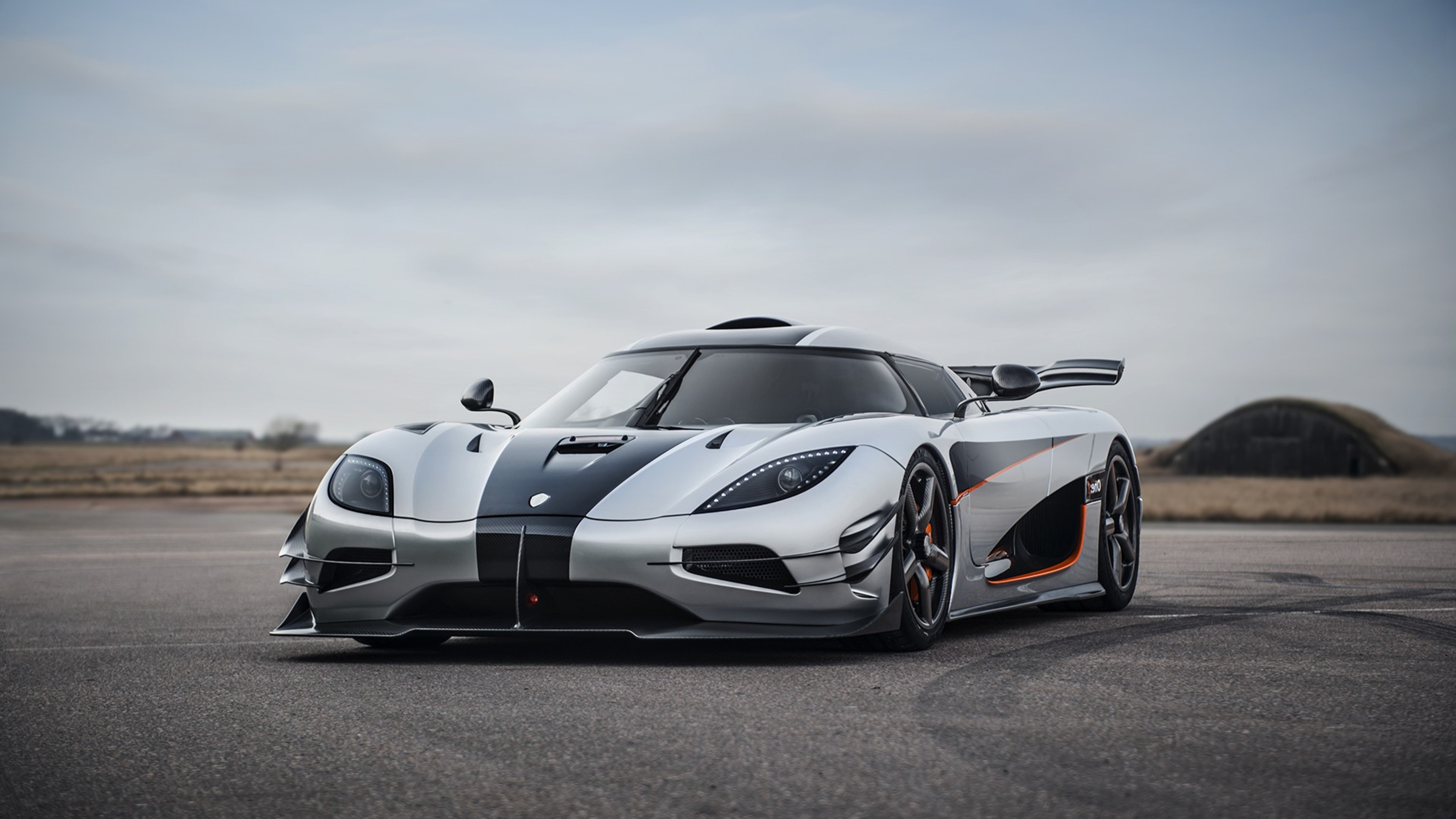 Beautiful Koenigsegg CCXR Car