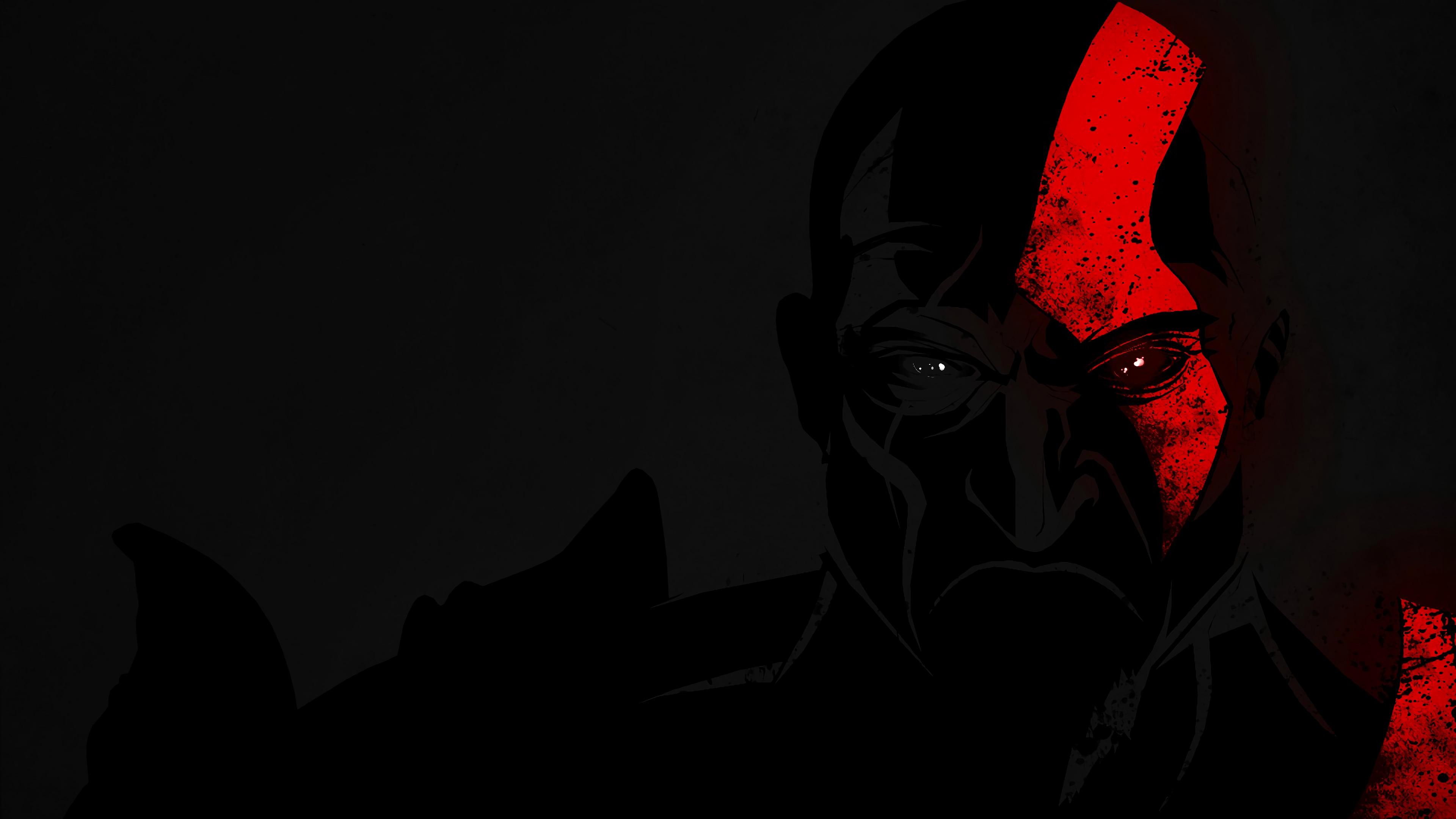 Kratos God Of War 4 Artist, HD Games, 4k Wallpapers ...