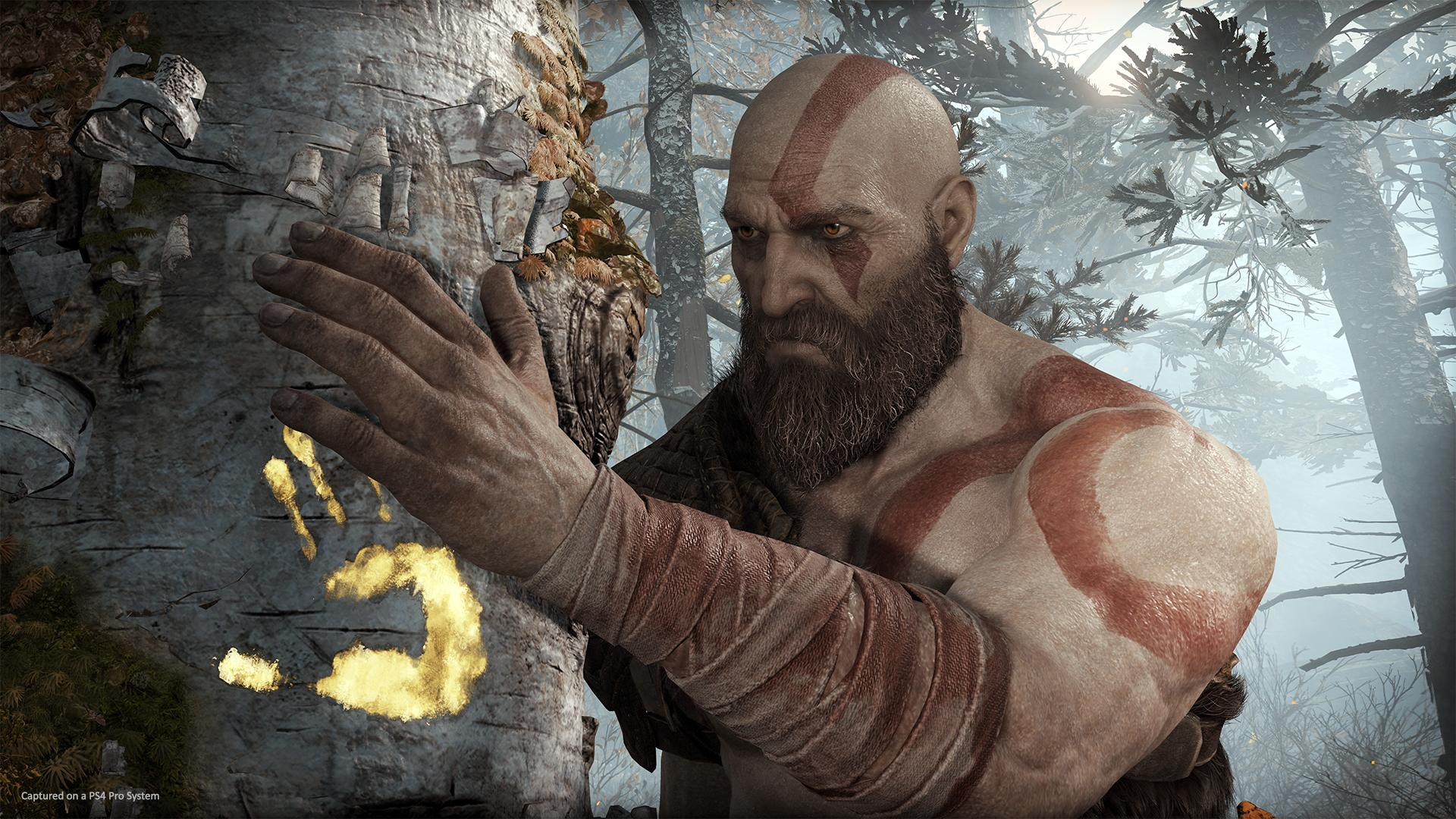 Kratos God Of War 4 Hd Games 4k Wallpapers Images Backgrounds