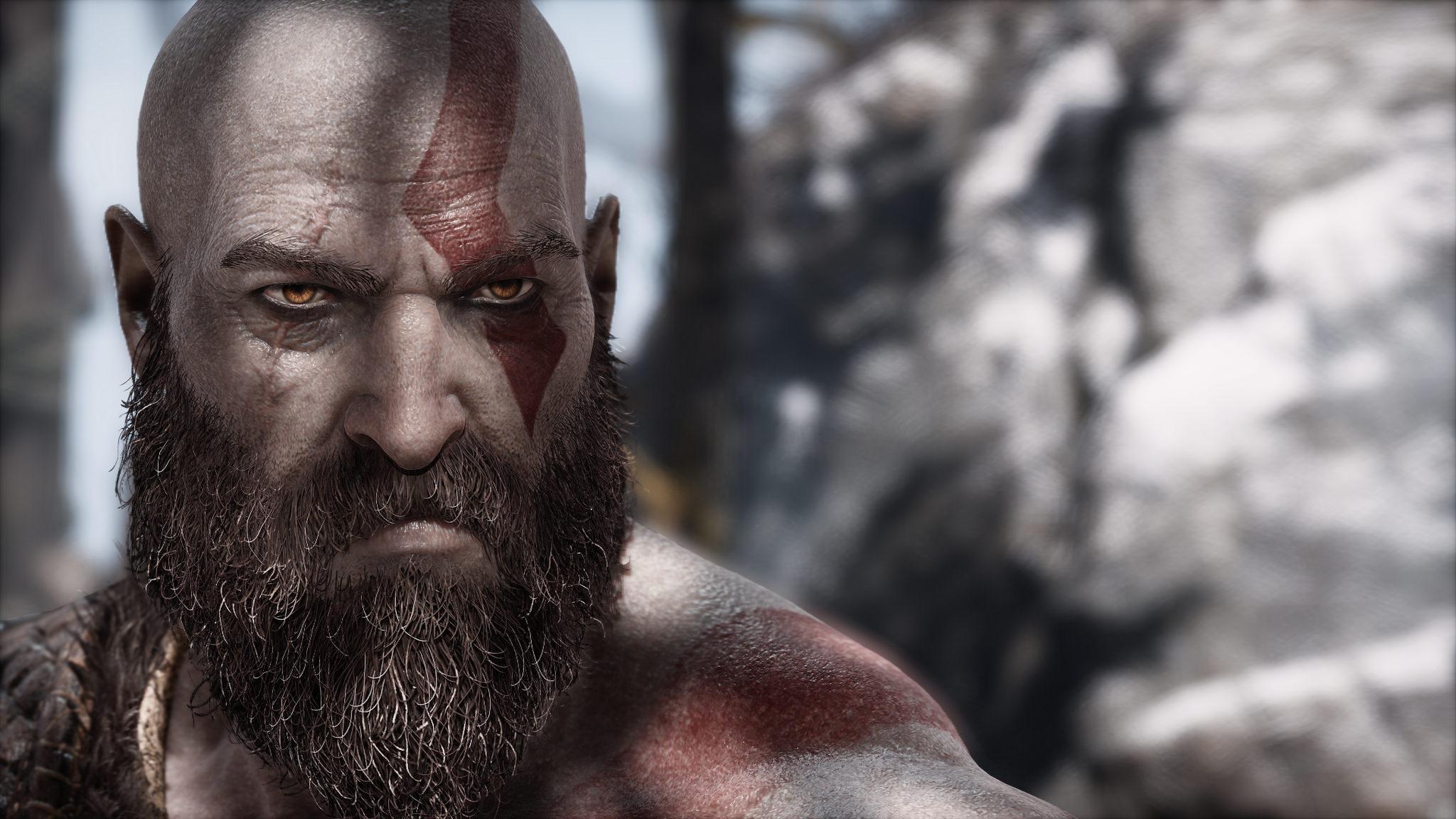 960x540 Kratos God Of War 4 Video Game 960x540 Resolution Hd