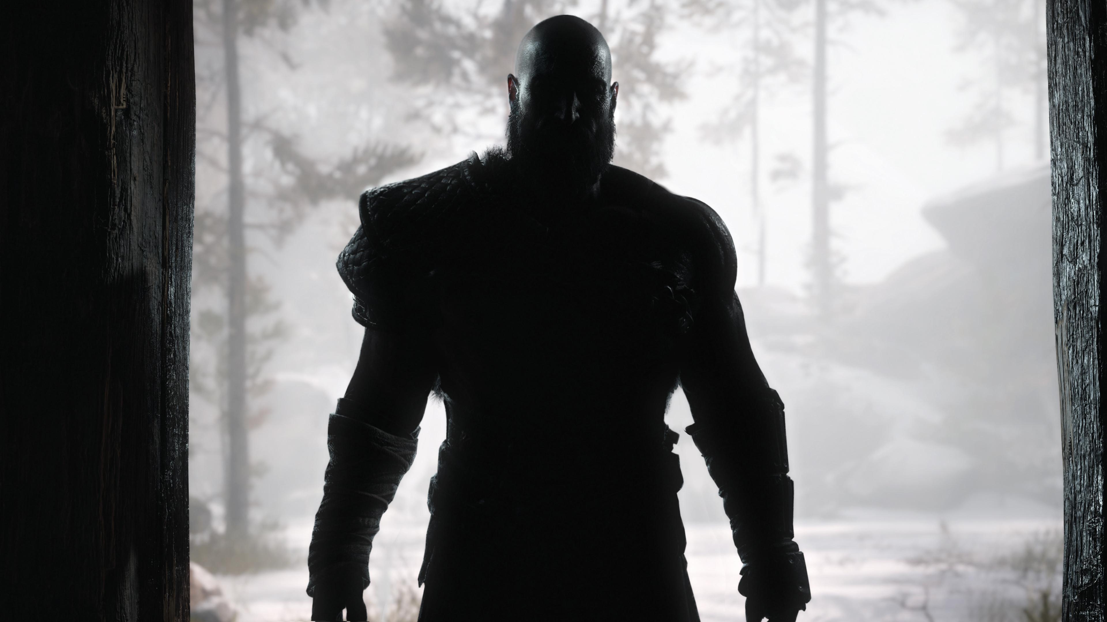 1400x900 Kratos God Of War 4k 1400x900 Resolution Hd 4k