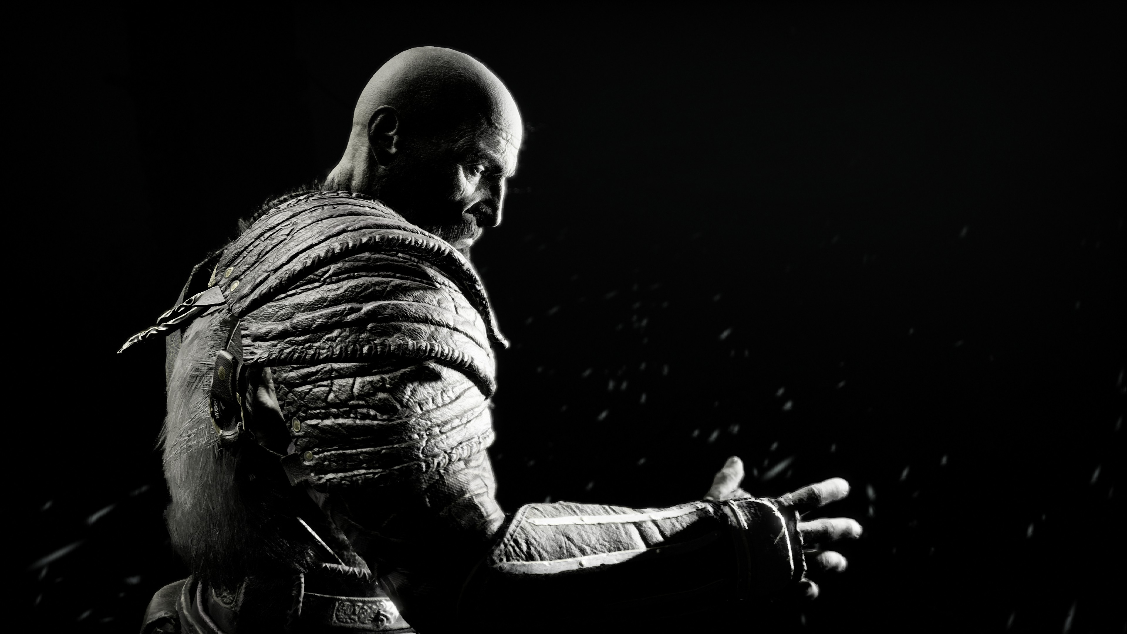 Kratos In God Of War 4k Hd Games 4k Wallpapers Images