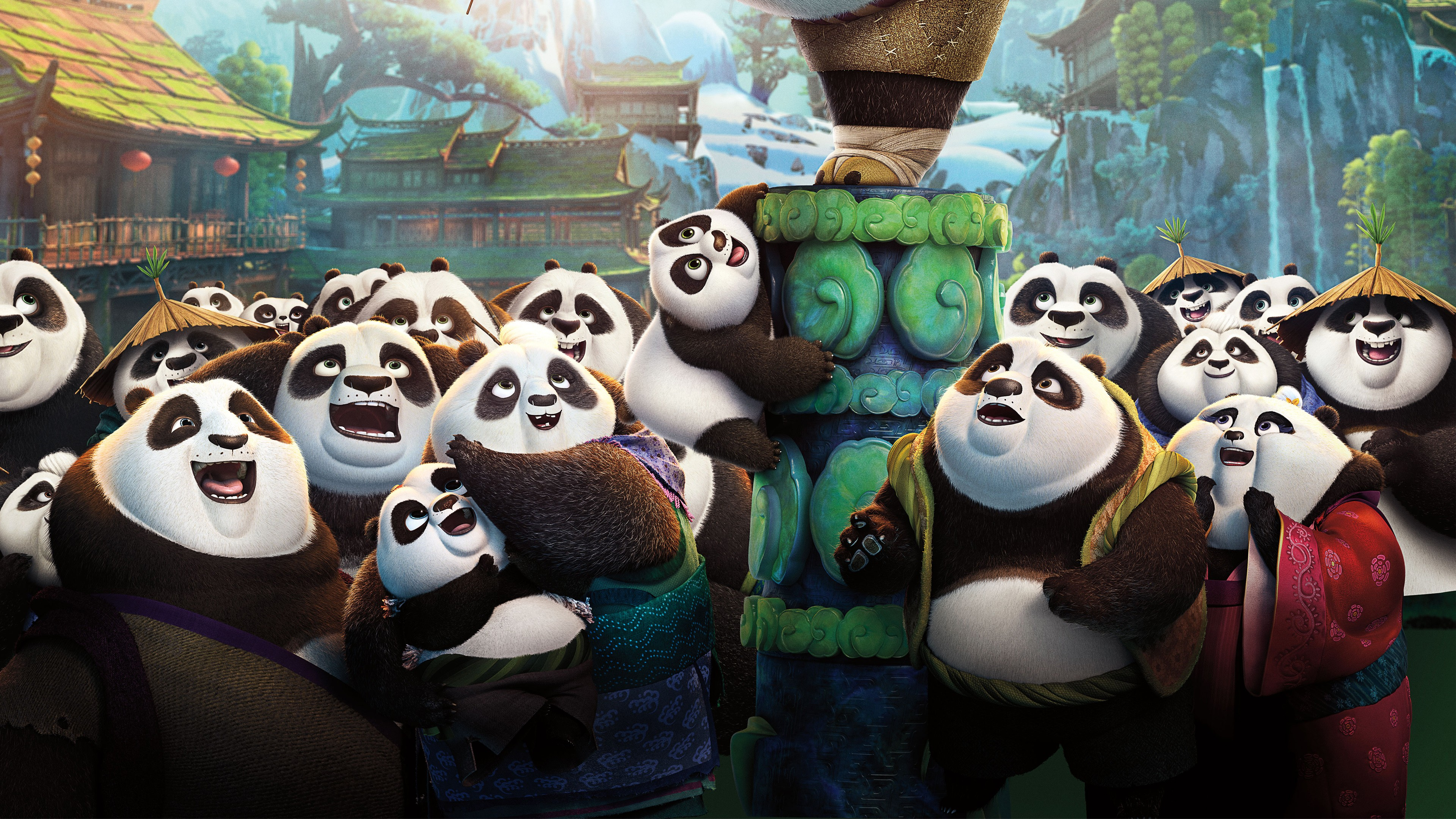 kung fu panda wallpapers, images, backgrounds, photos and pictures