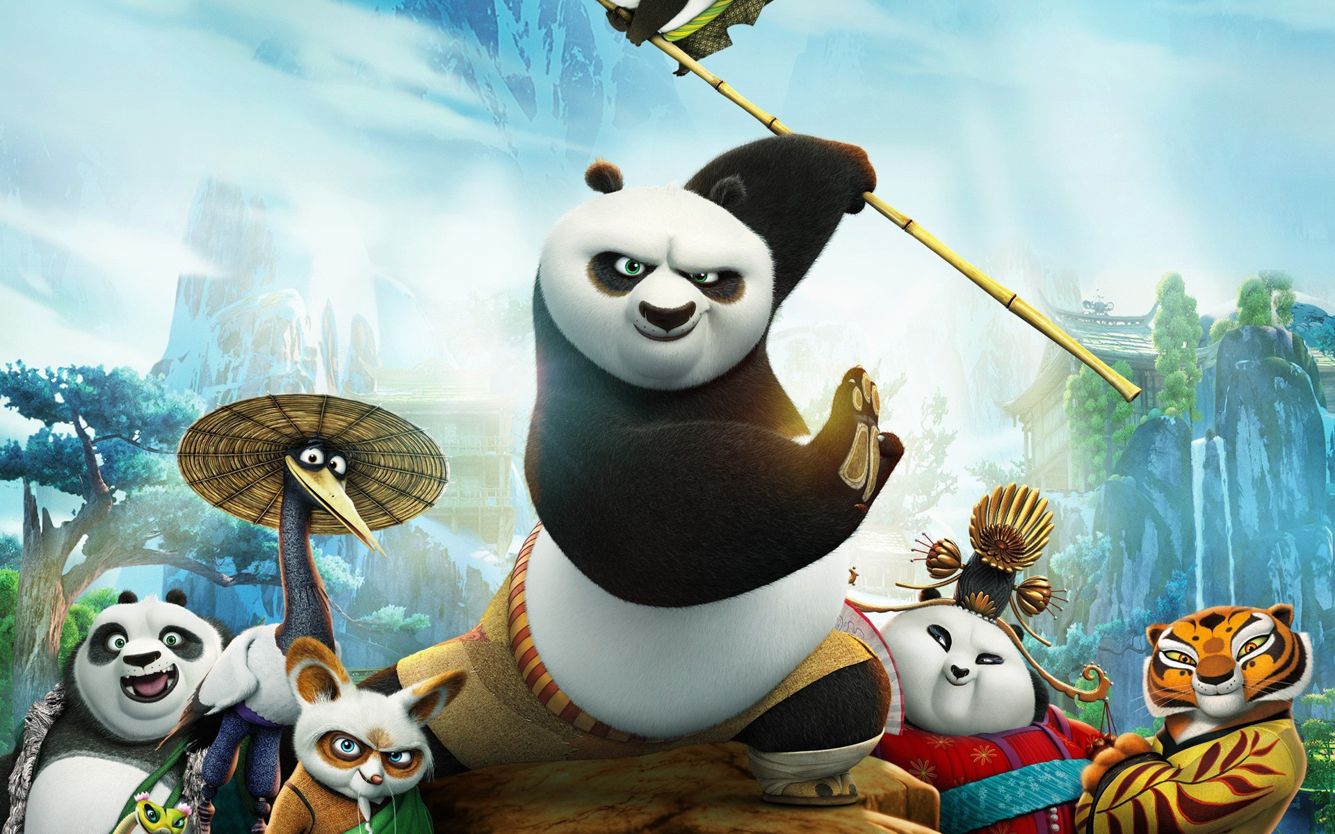 1920x1200 kung fu panda 3 movie 1080p resolution hd 4k wallpapers