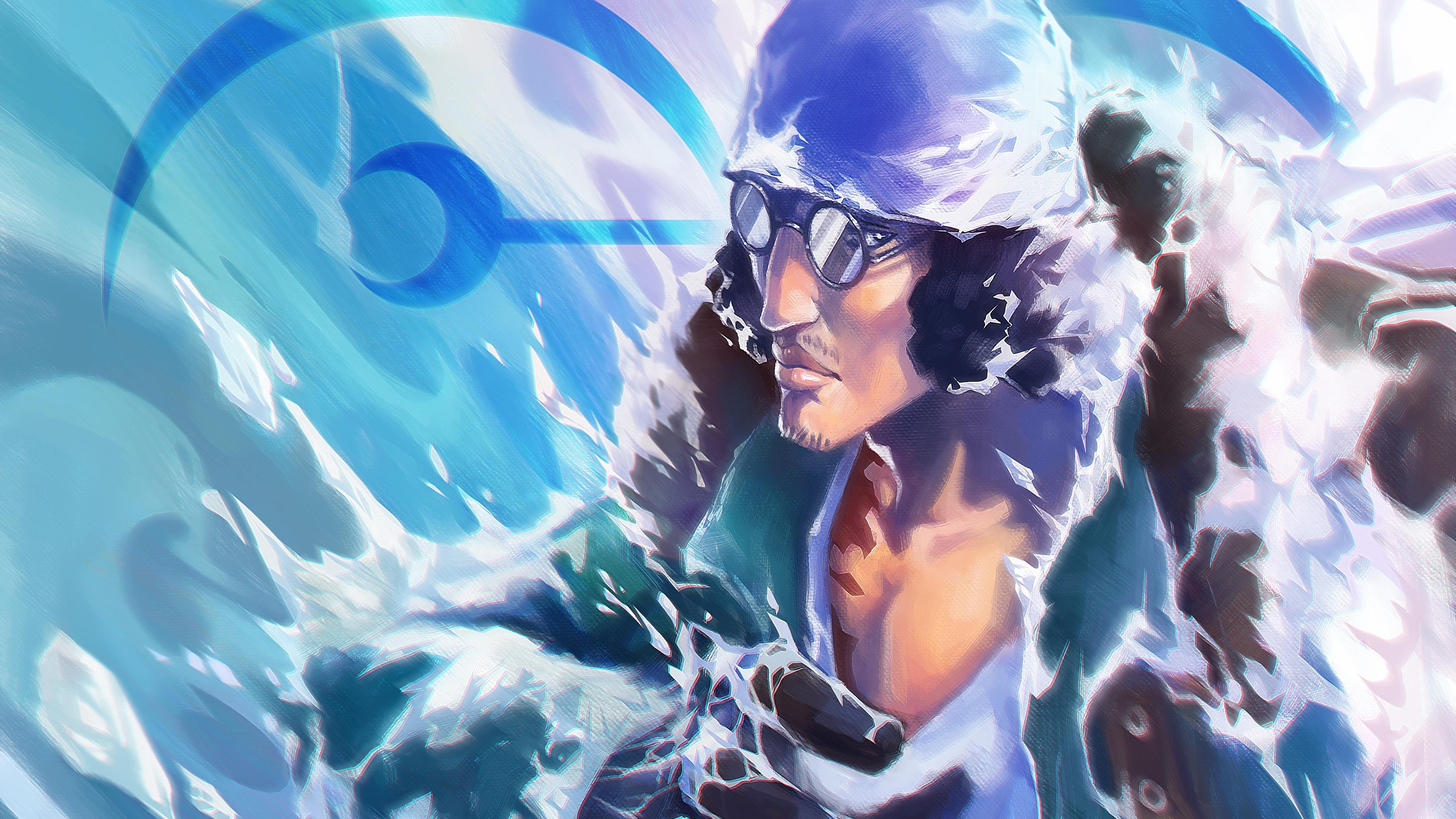 2048x1152 Kuzan One Piece Anime 4k 2048x1152 Resolution HD ...