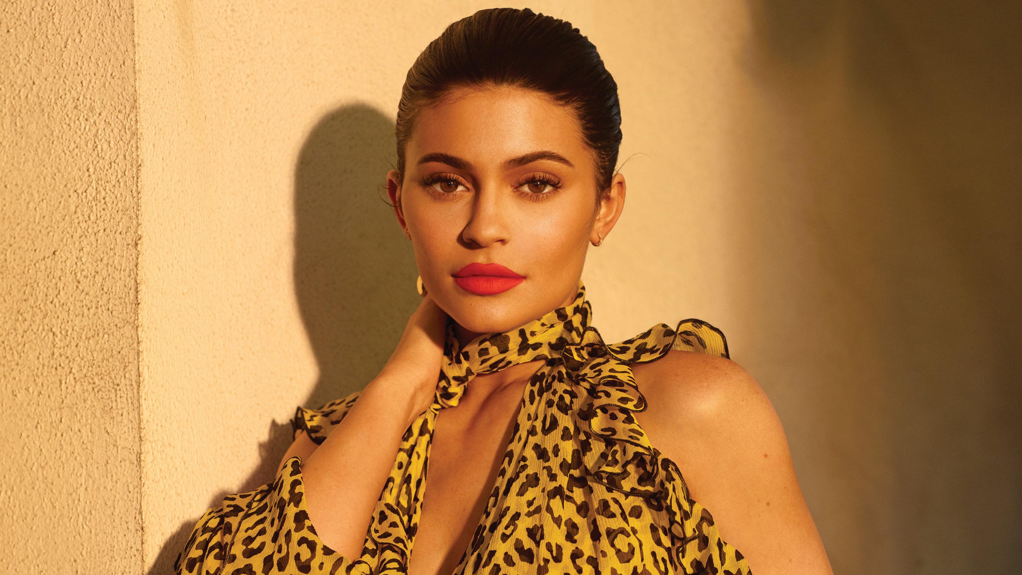 Kylie Jenner Glamour Photoshoot 2018, HD Celebrities, 4k ...