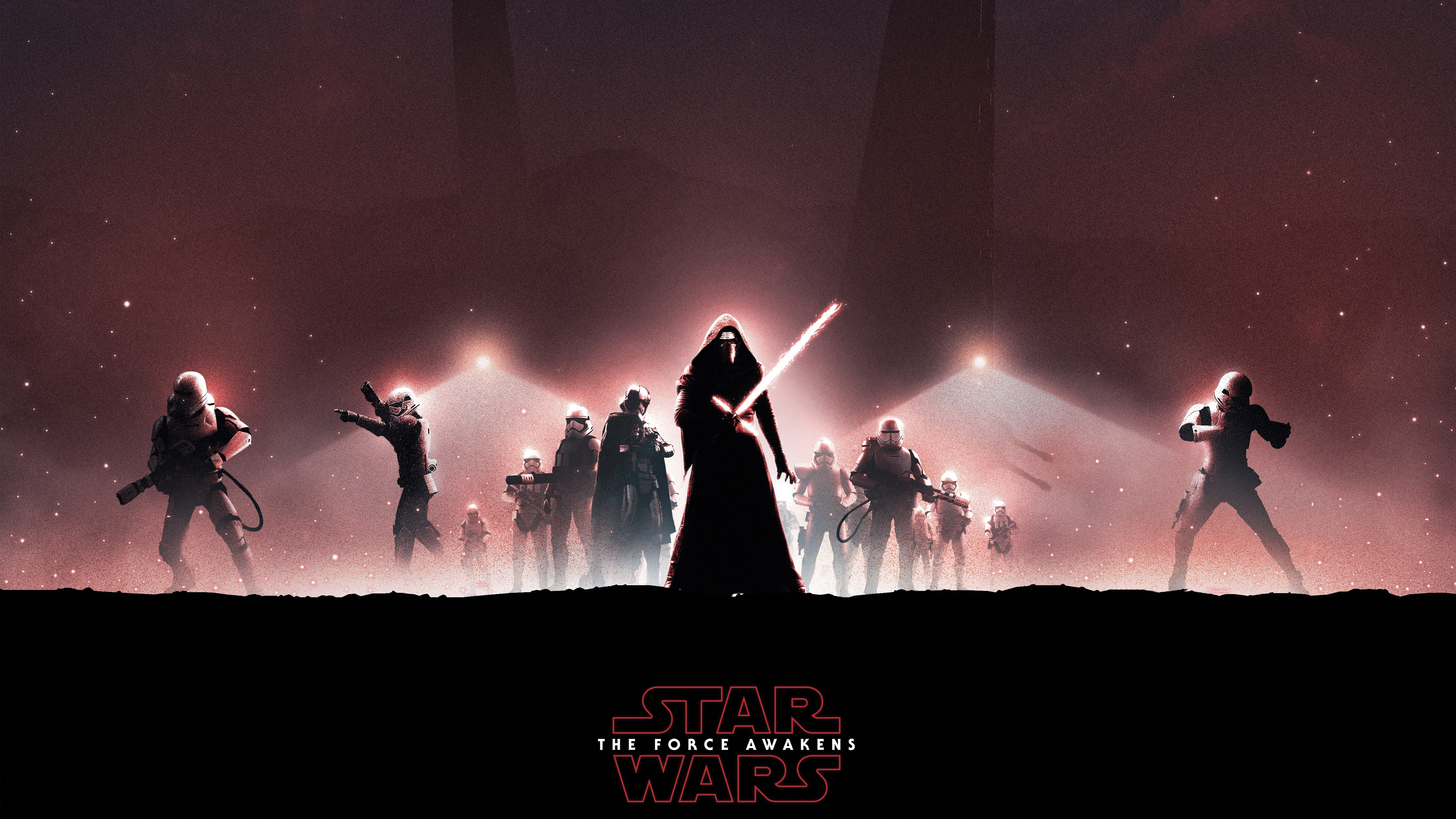 Kylo Ren Poster HD Movies 4k Wallpapers Images Backgrounds